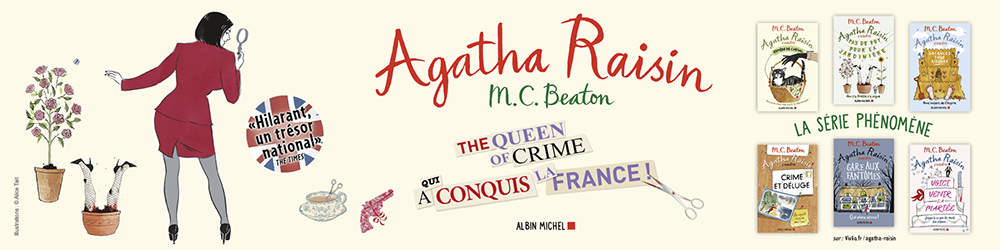 Serie Agatha Raisin