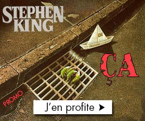 Stephen King : Ça tome 1 et 2 en promo