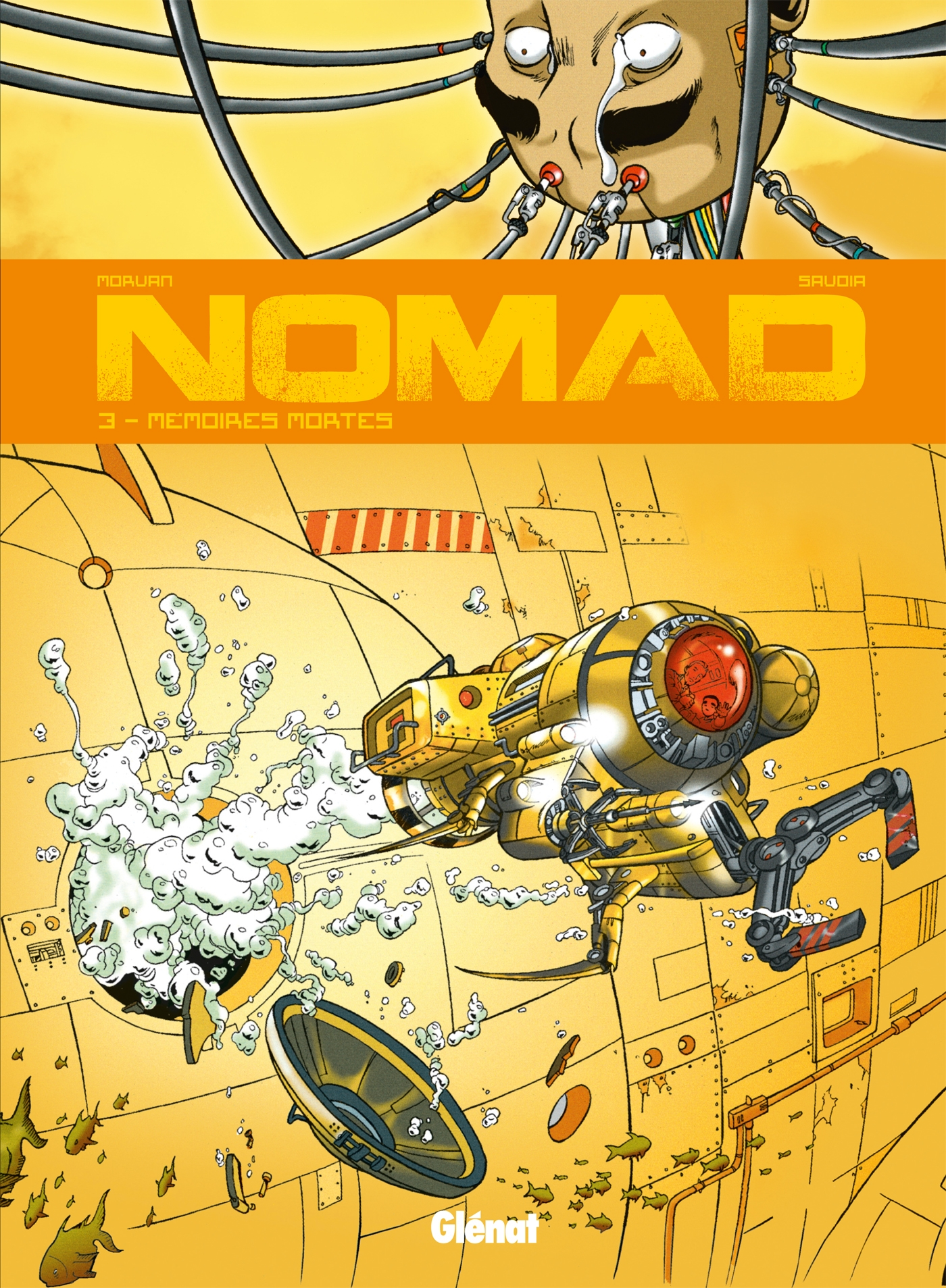 Nomad - Tome 03