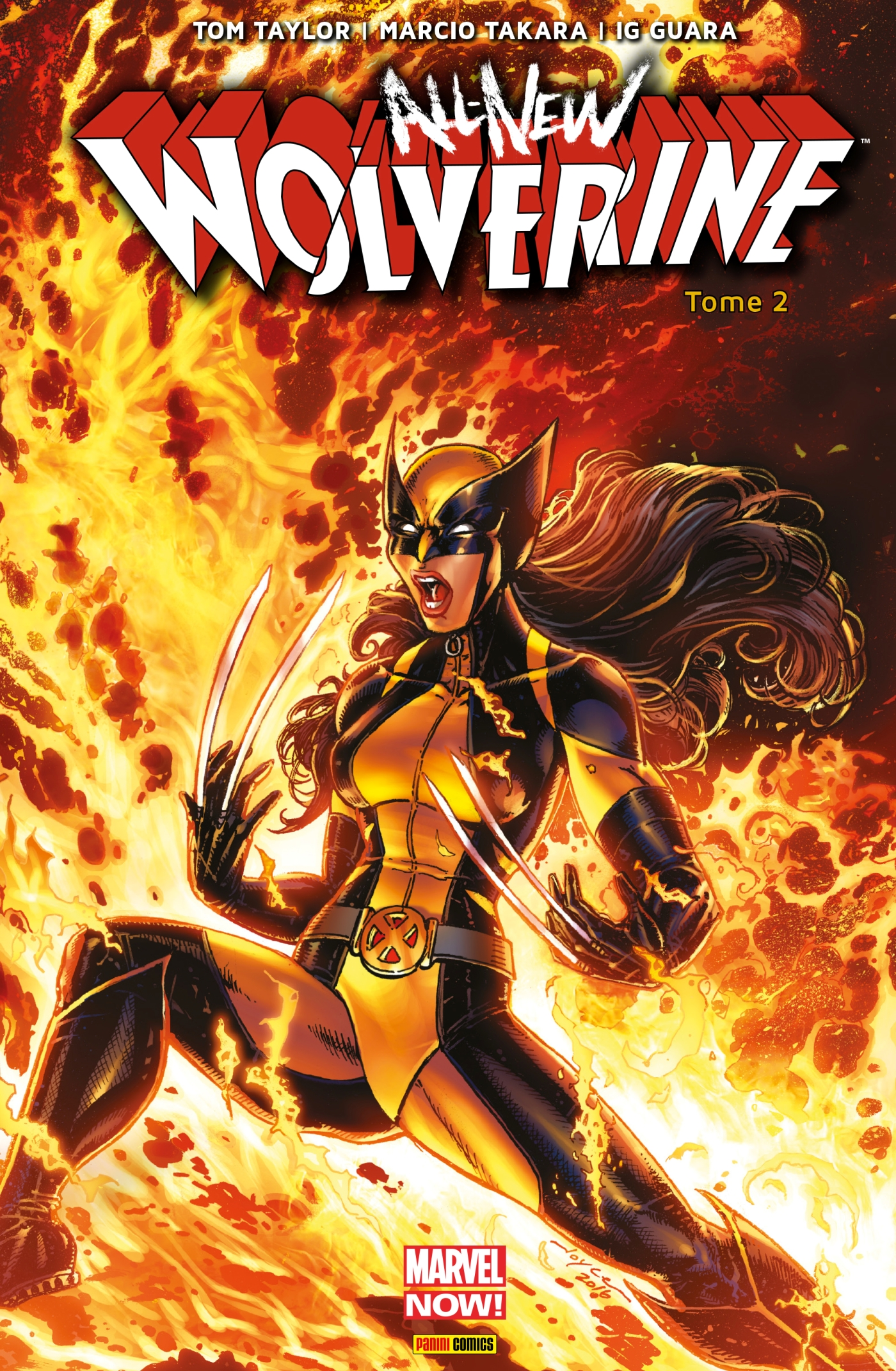 All-New Wolverine (2016) T02