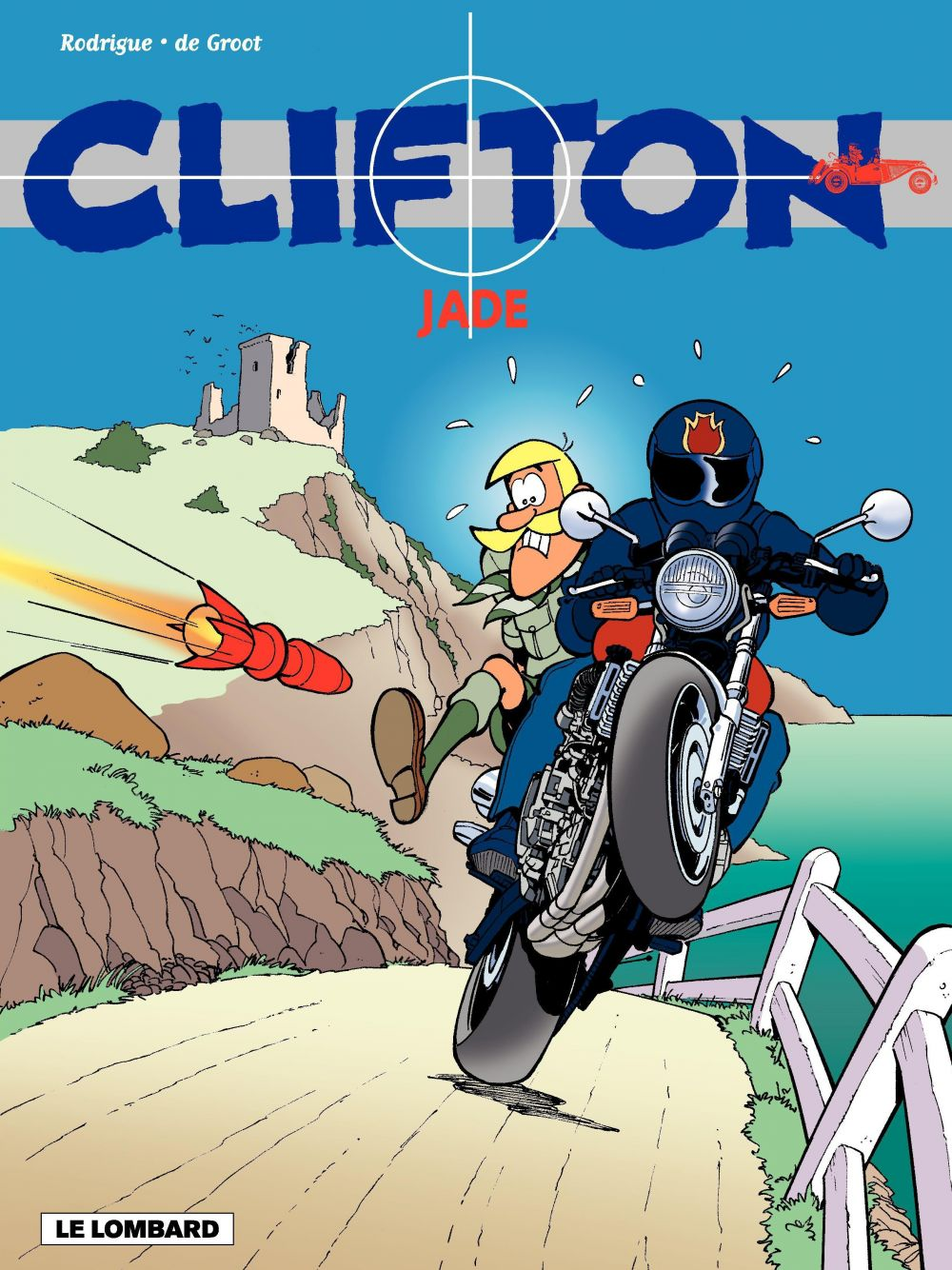 Clifton - tome 18 - Jade