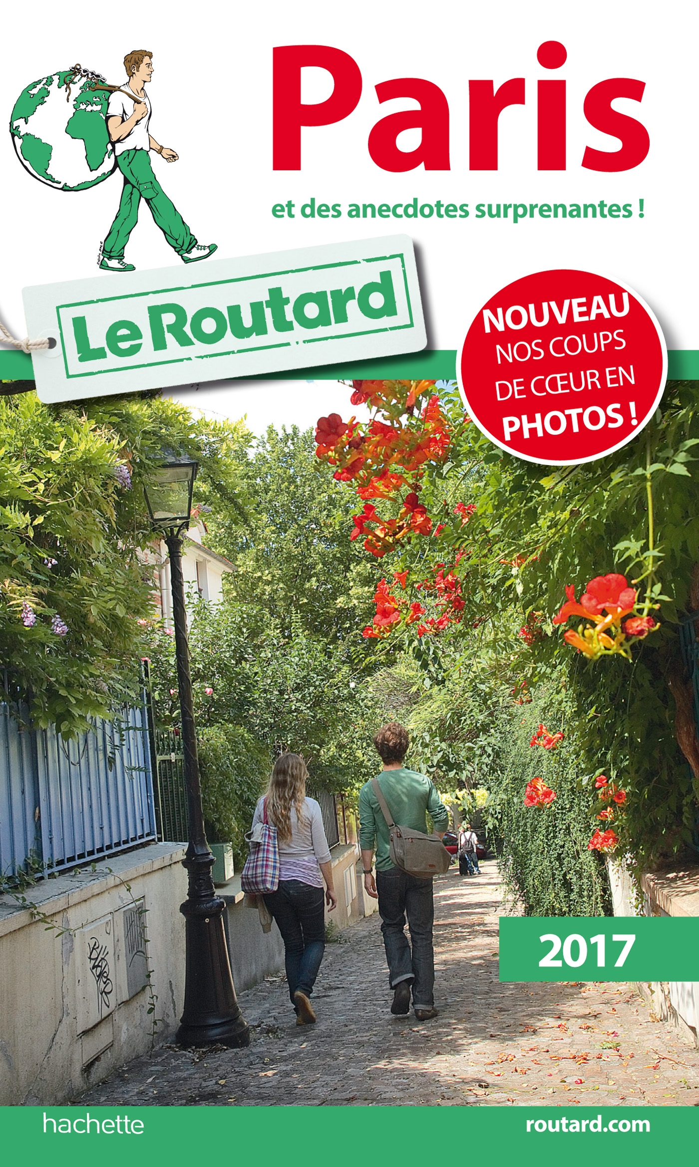Guide du Routard Paris 2017 | Collectif, . Auteur