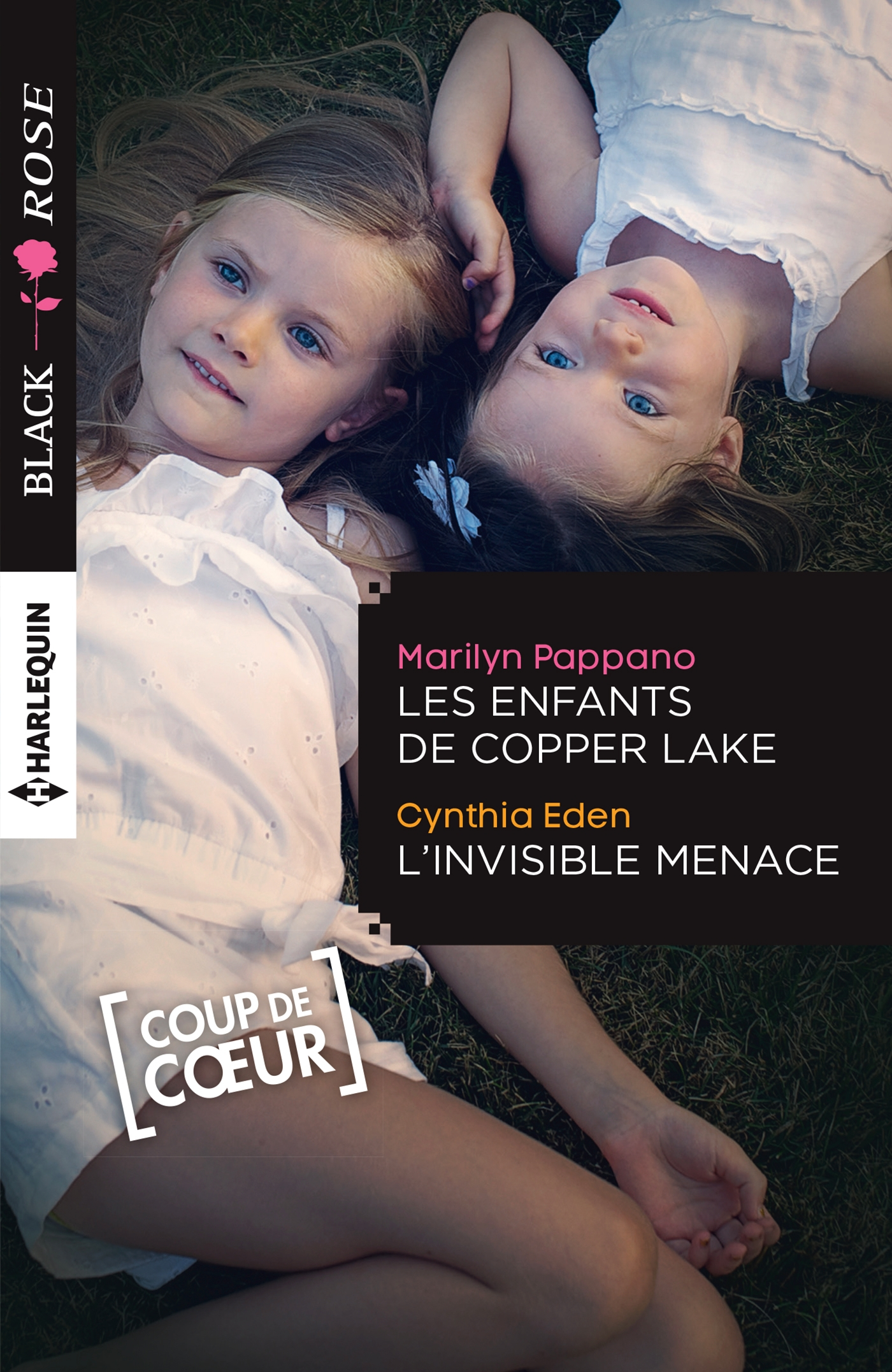Les enfants de Copper Lake - L'invisible menace