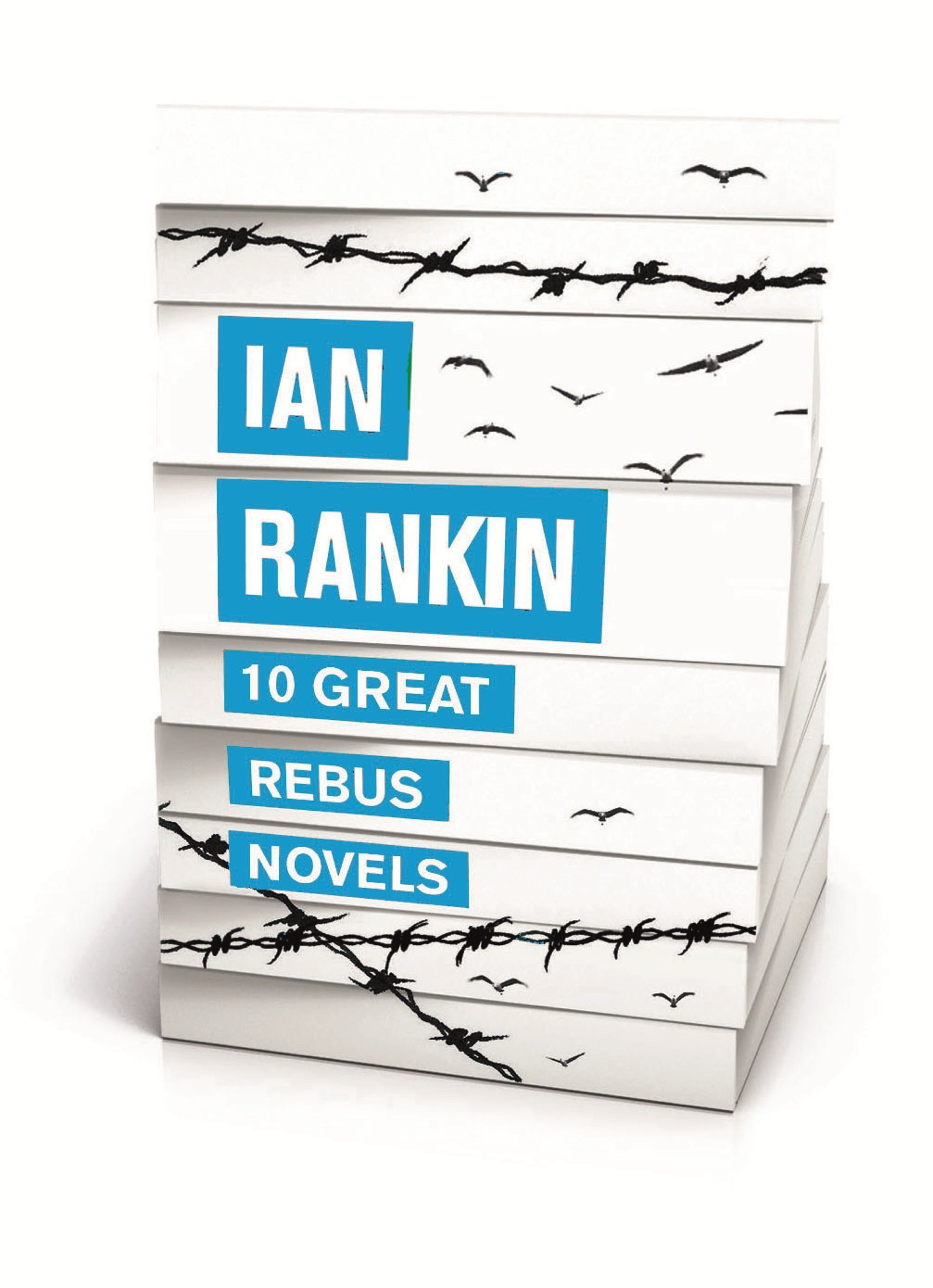 10 Great Rebus Novels