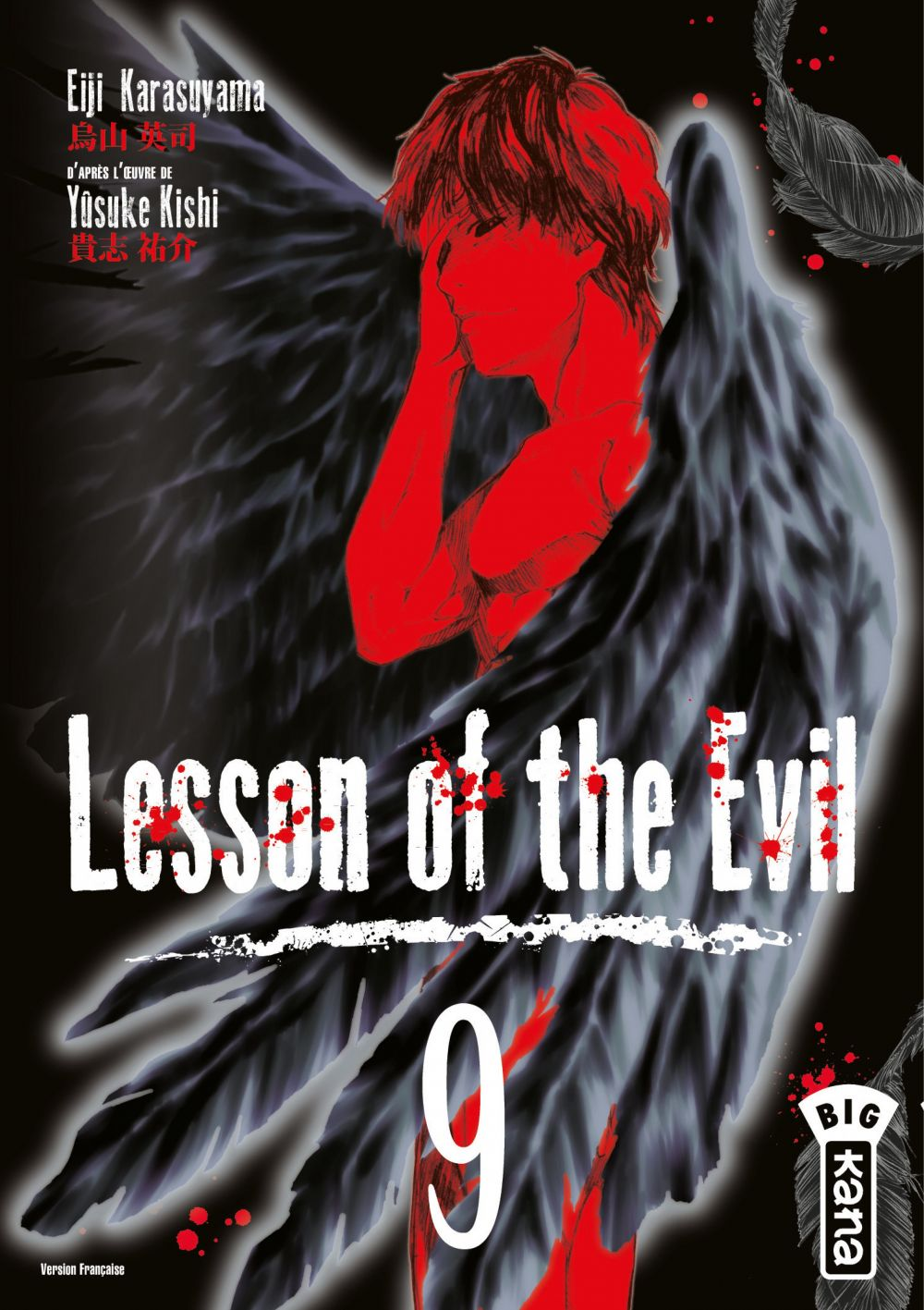 Lesson of the evil - Tome 9