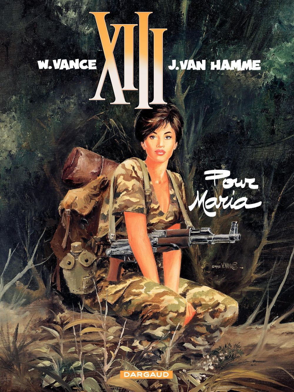 XIII - Tome 9 - Pour Maria