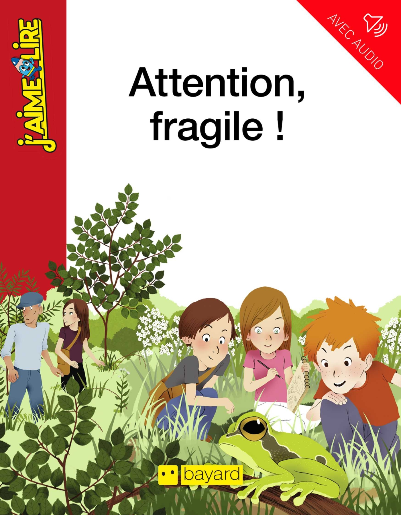 Attention, fragile !