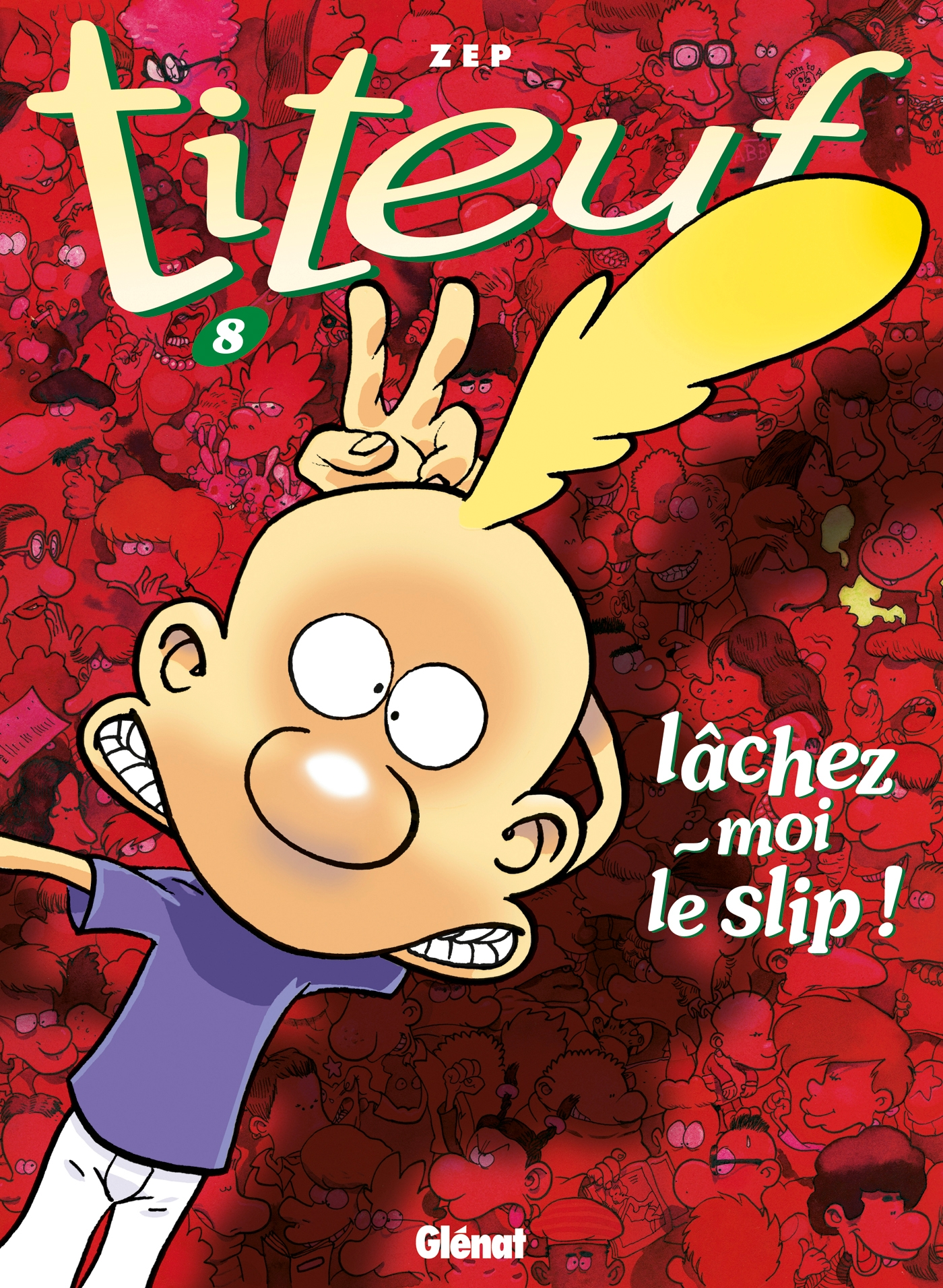 Titeuf - Tome 08