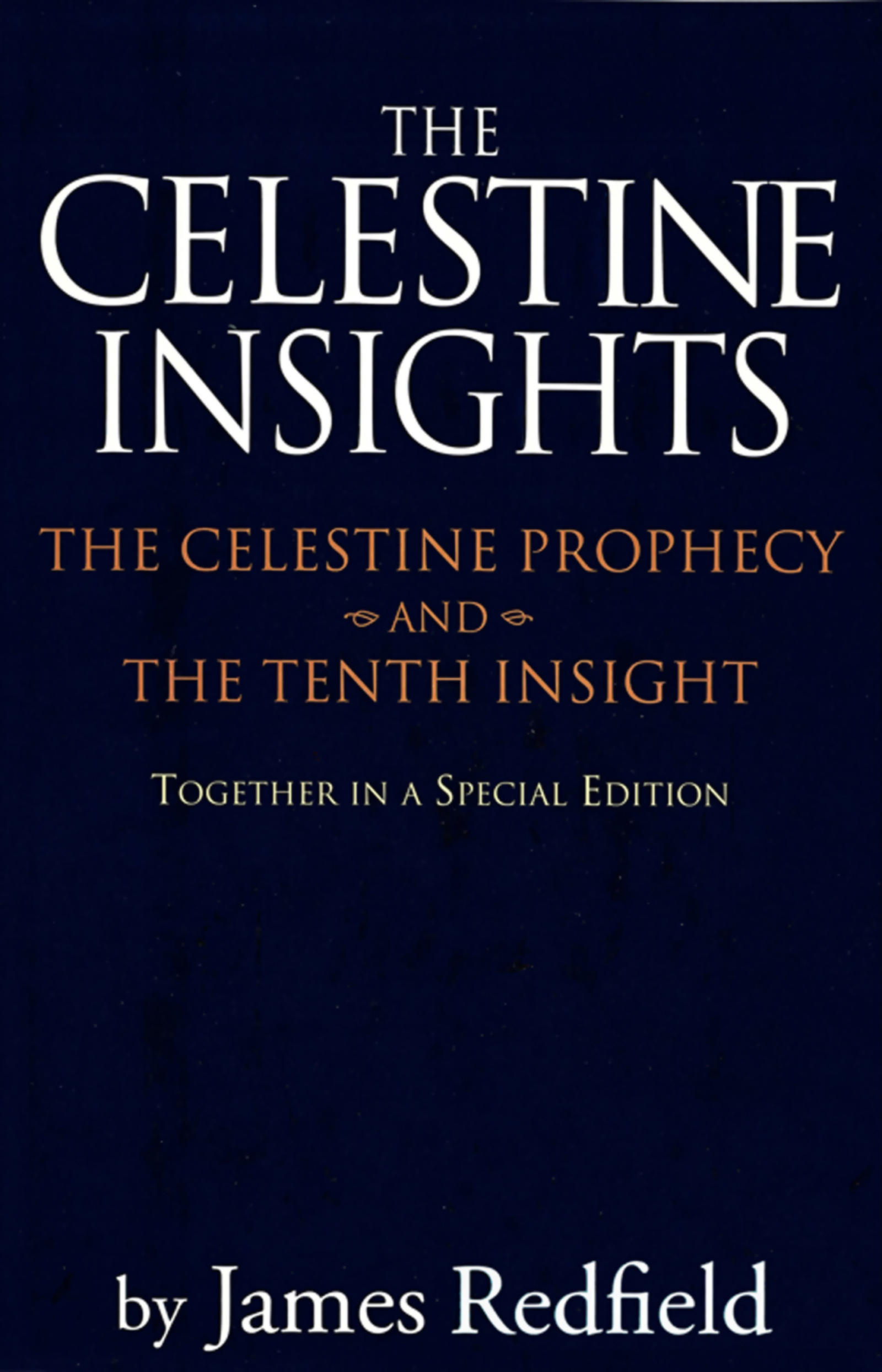 Celestine Insights - Limited Edition of Celestine Prophecy and Tenth Insight