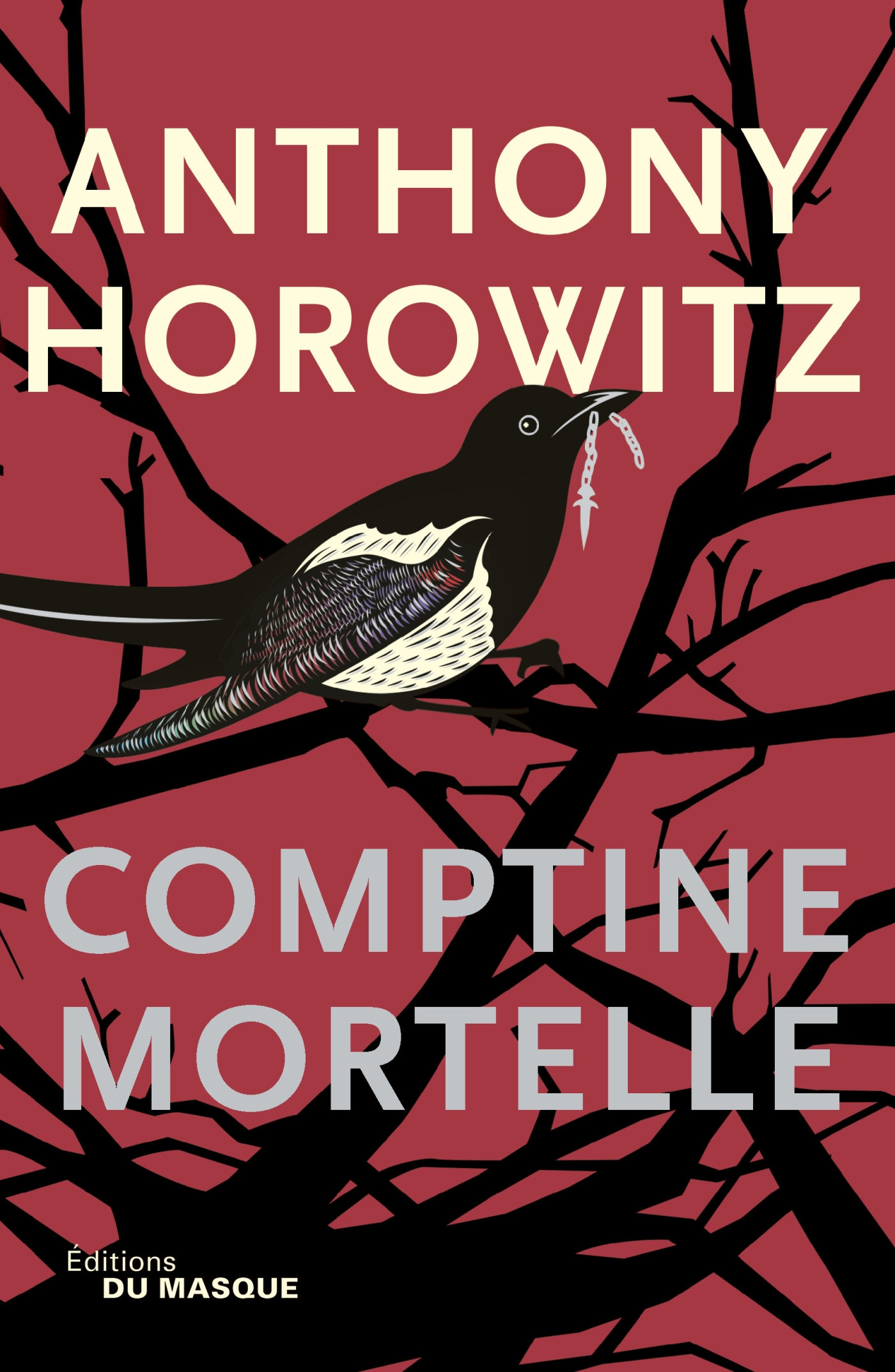 Comptine mortelle | Horowitz, Anthony. Auteur