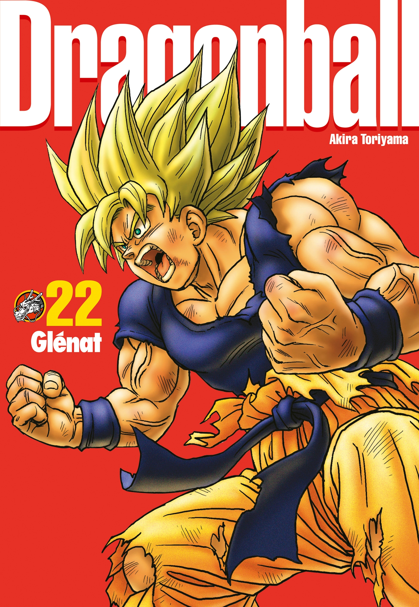 Dragon Ball perfect edition - Tome 22