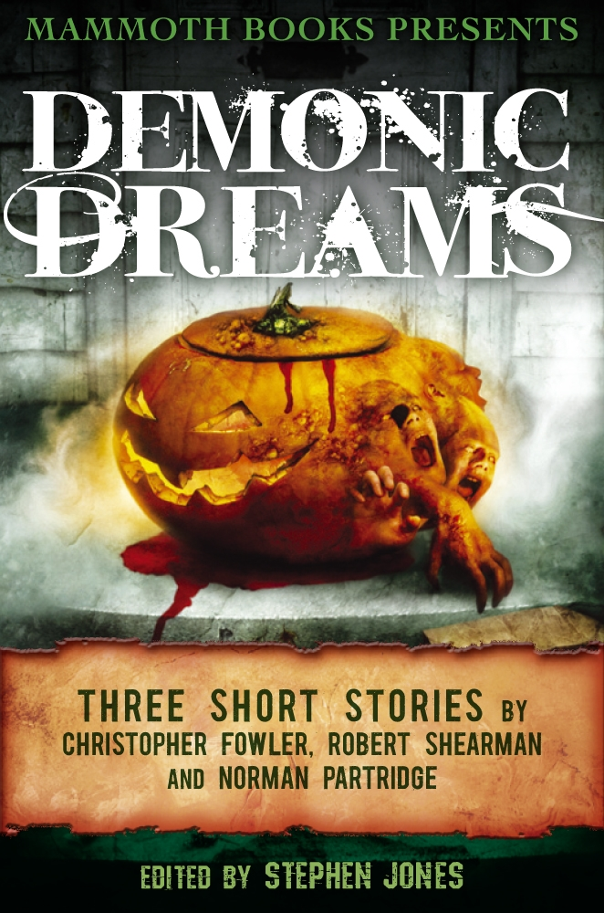 Mammoth Books presents Demonic Dreams