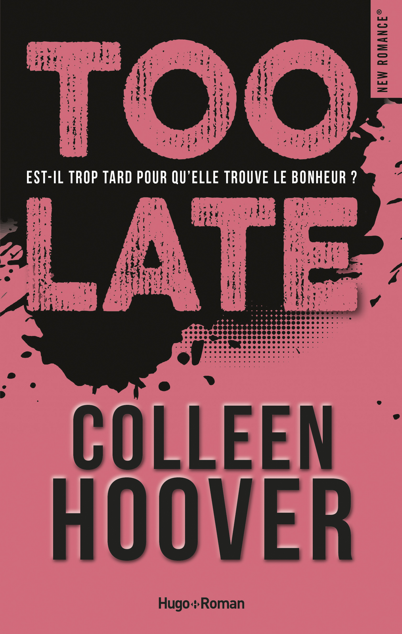 Too late -Extrait offert-