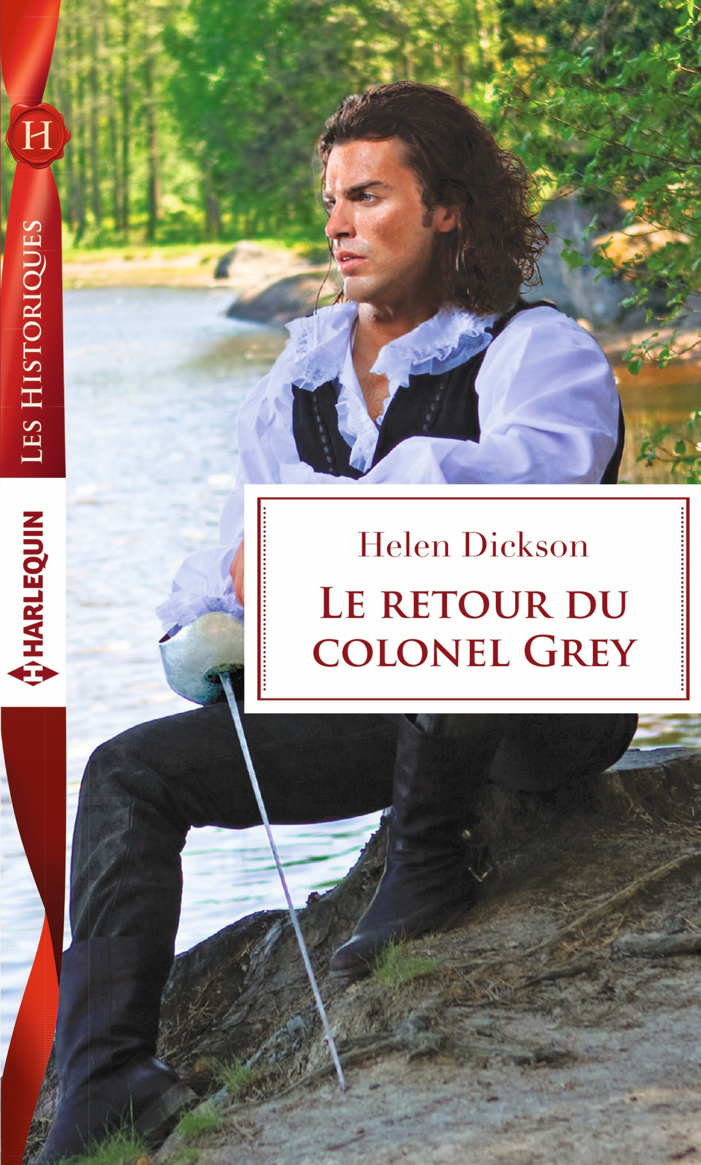 Le retour du colonel Grey