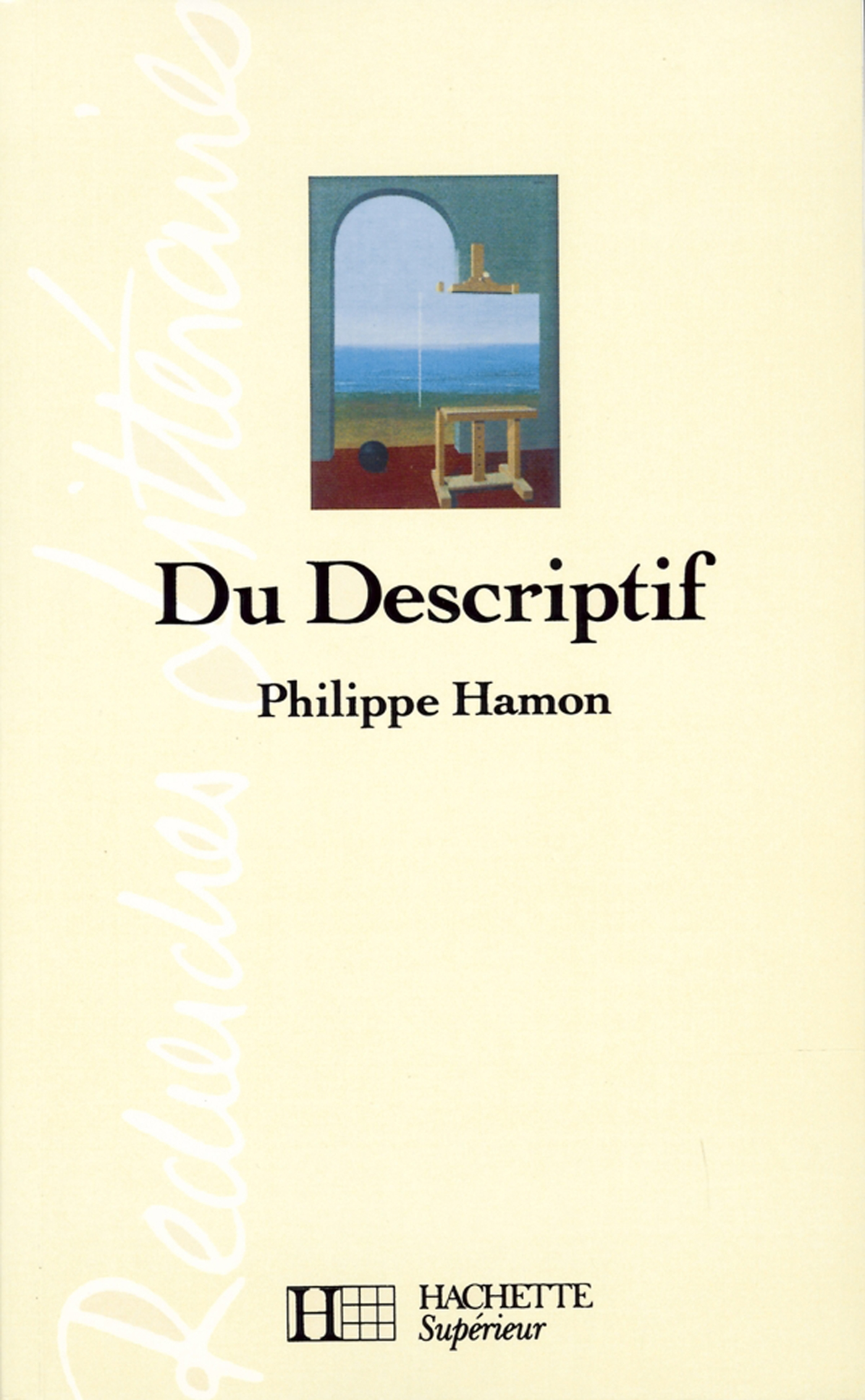 Du descriptif - Edition 1993