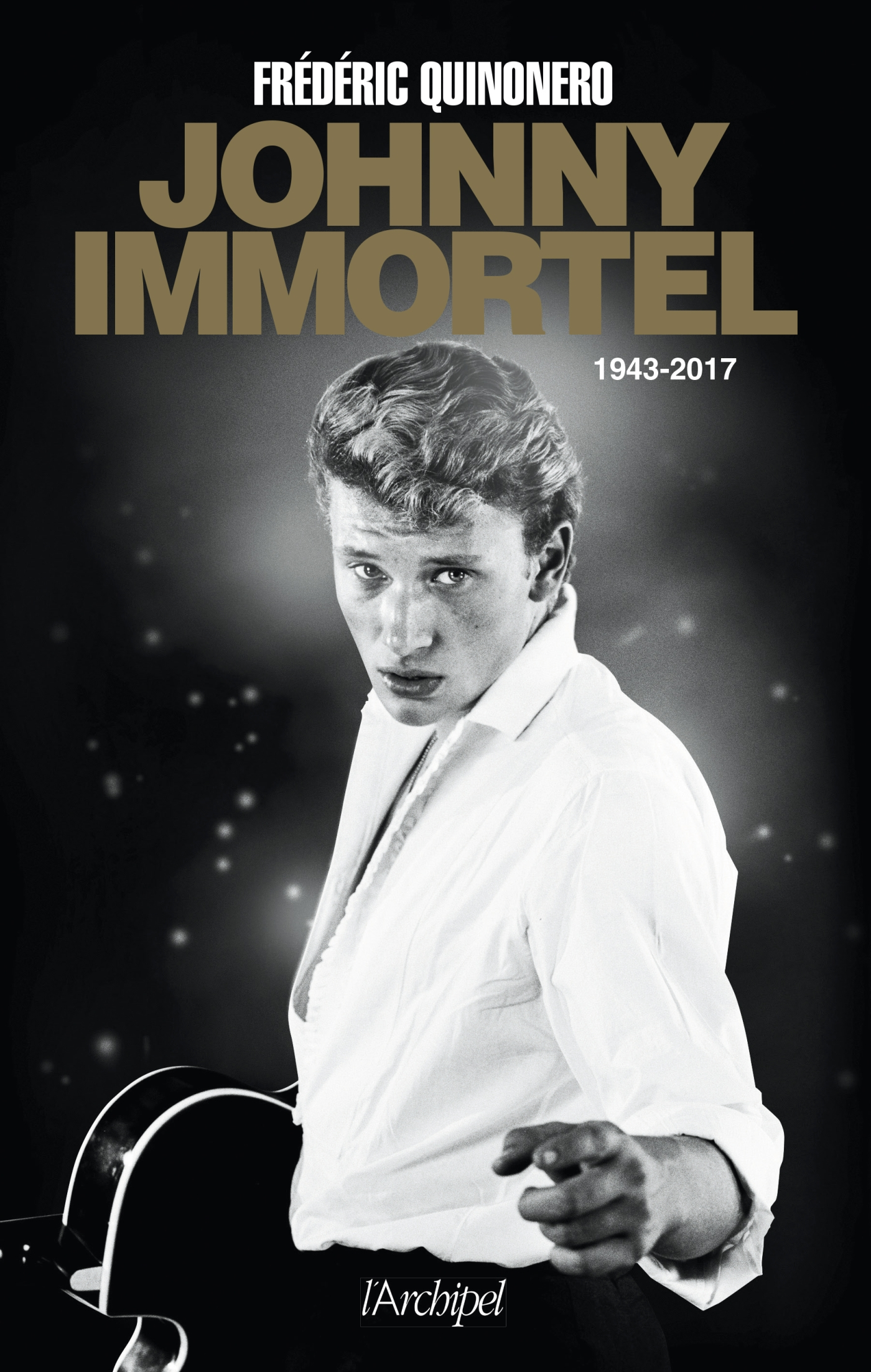 Johnny immortel | Quinonero, Frédéric