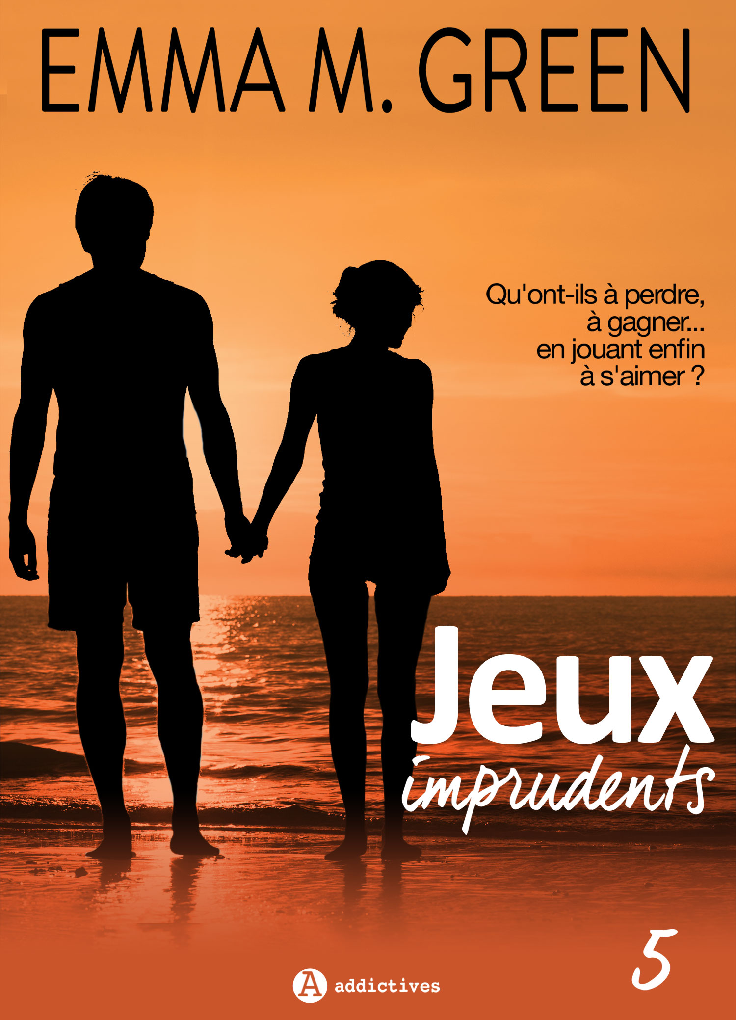 Jeux imprudents - Vol. 5