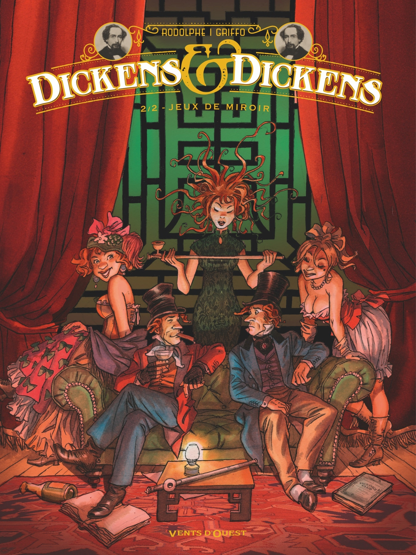 Dickens & Dickens - Tome 02