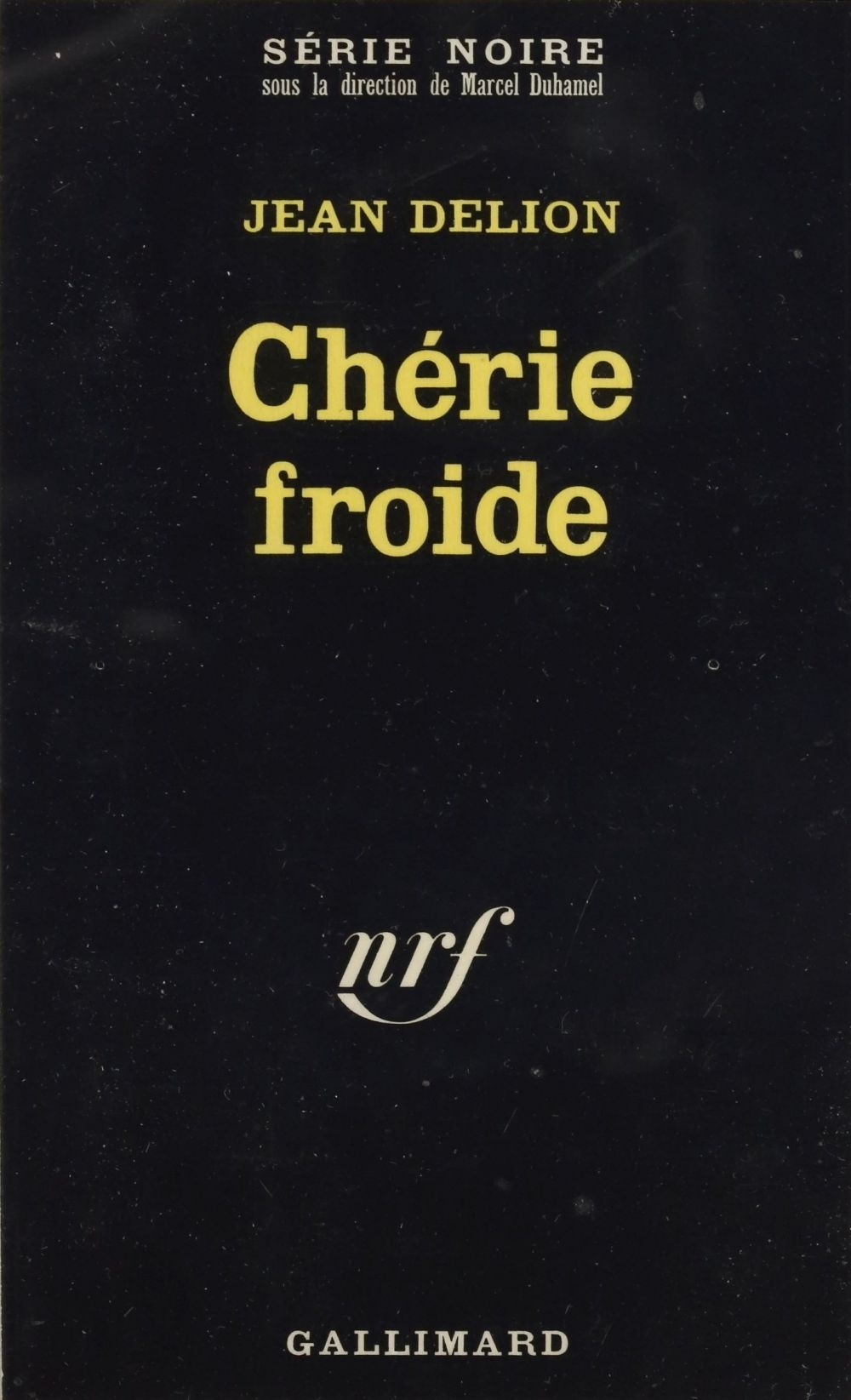 Chérie froide