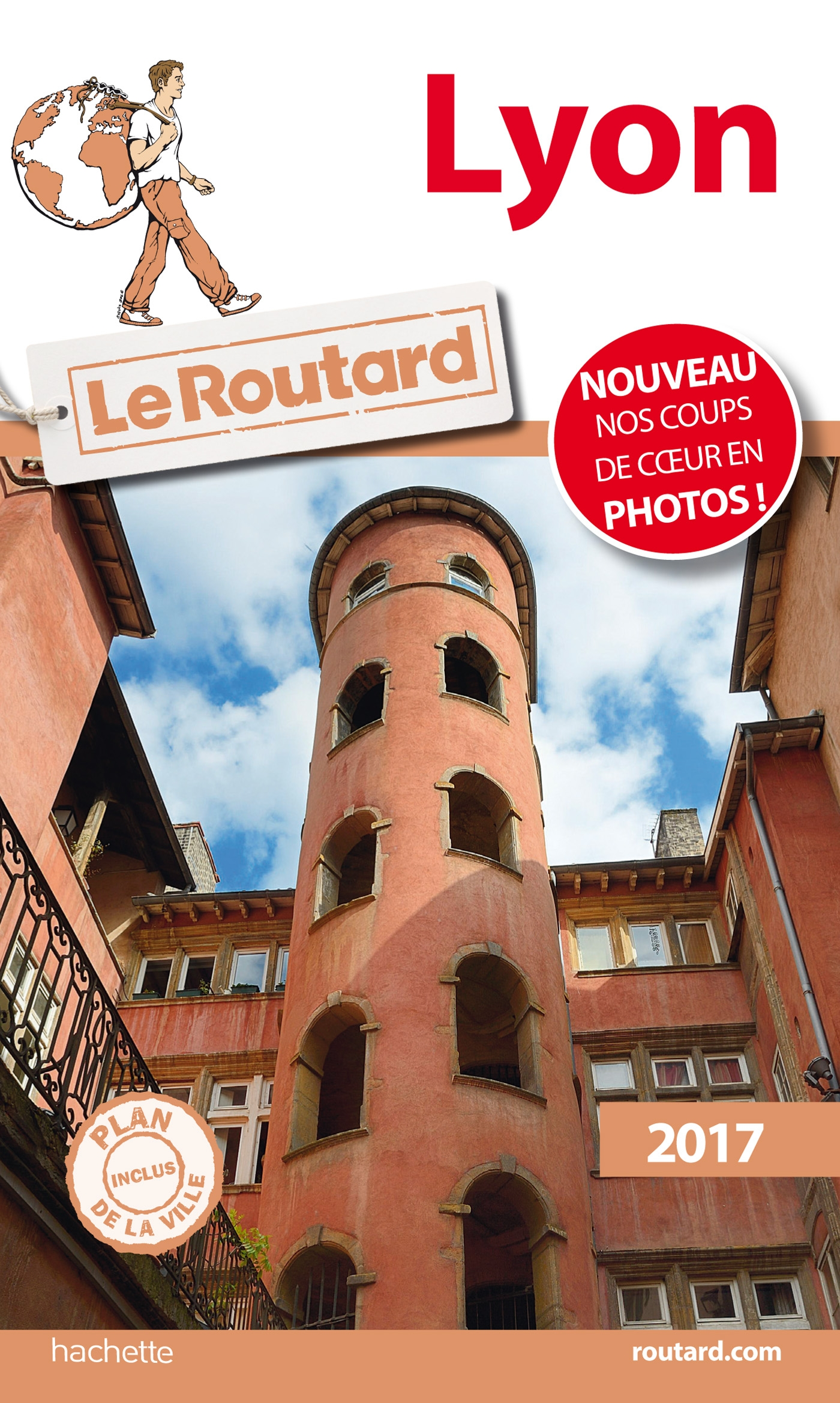 Guide du Routard Lyon 2017 |