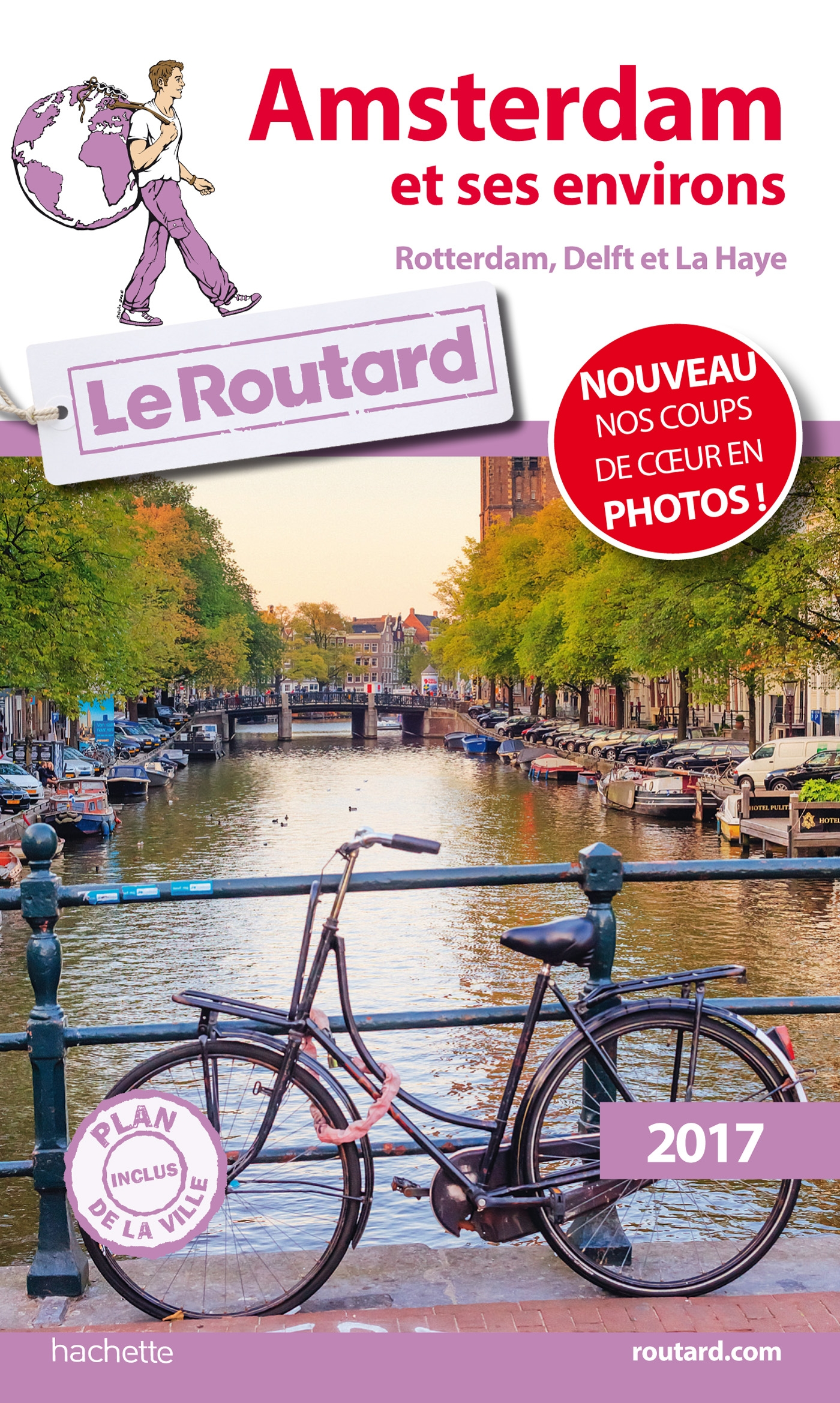 Guide du Routard Amsterdam et ses environs 2017 |