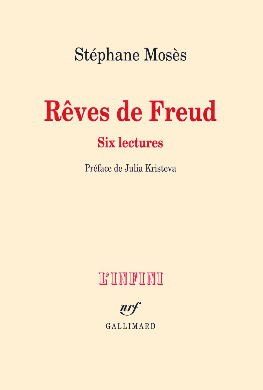Rêves de Freud. Six lectures