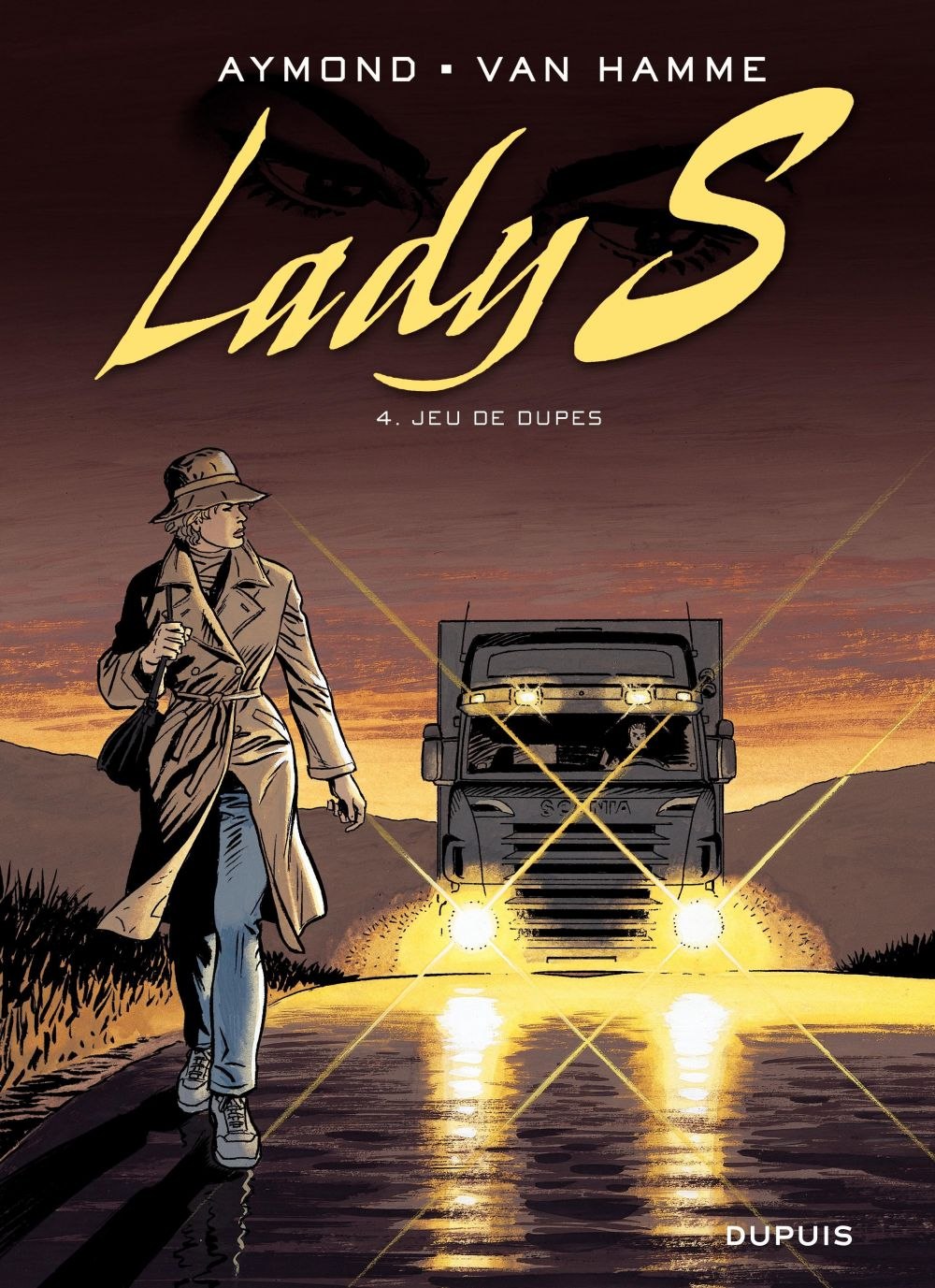 Lady S. - tome 4 - Jeu de dupes
