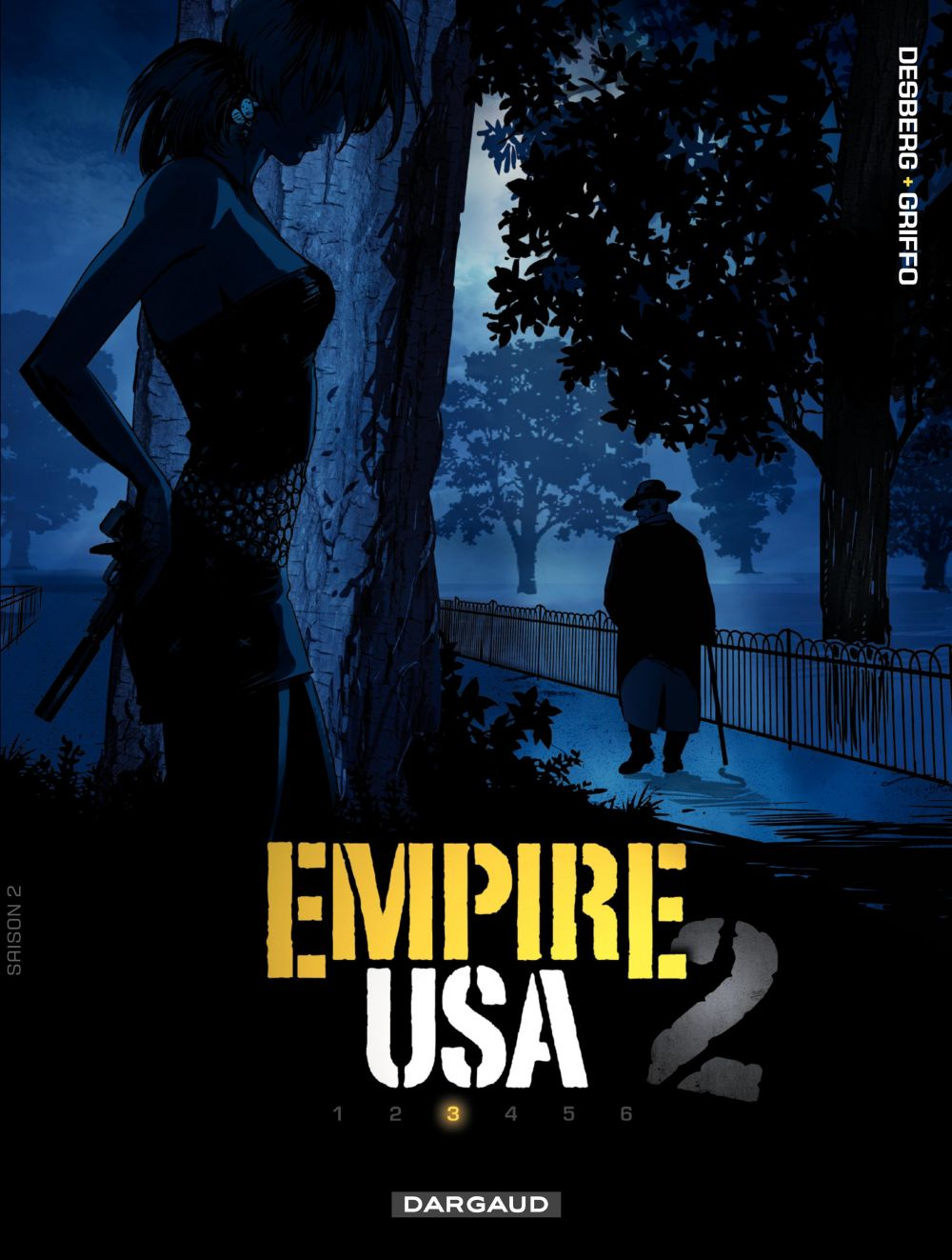 Empire USA (saison 2) - Tome 3 - Sans titre