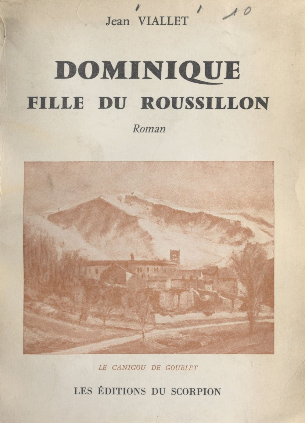 Dominique, fille du Roussillon