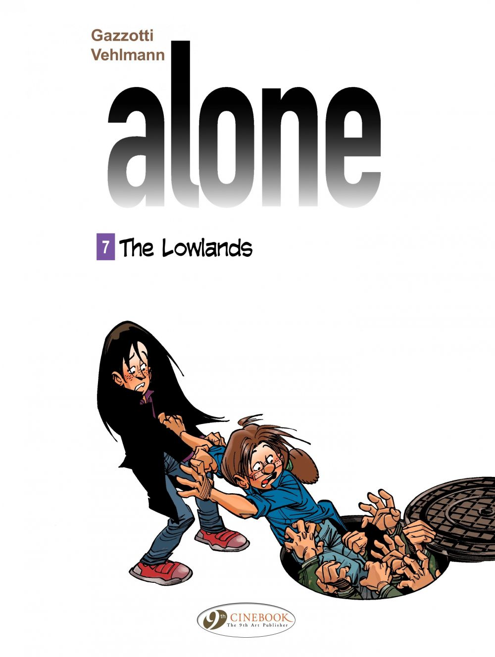 Alone - Tome 7 - The Lowlands