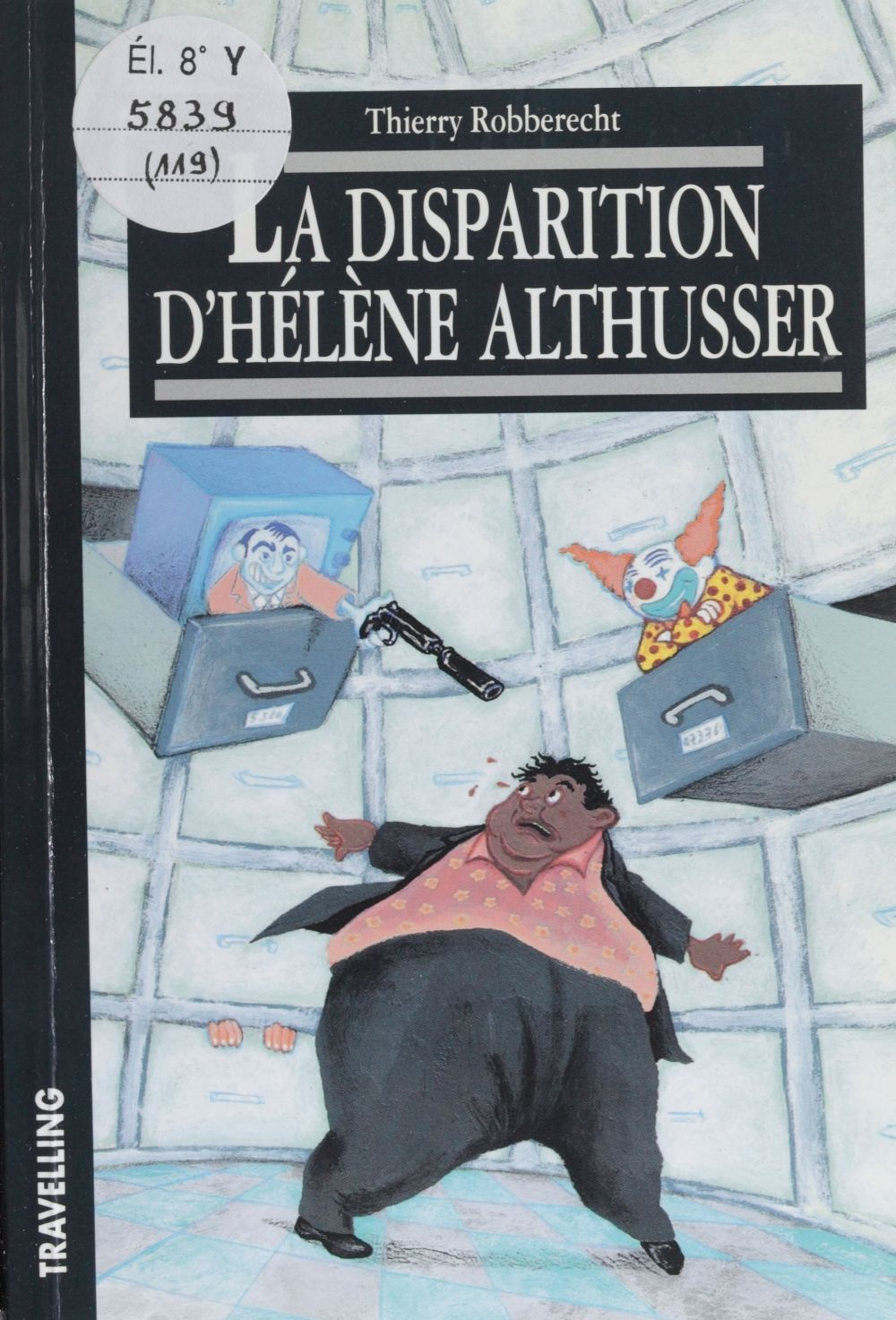 La Disparition d'Hélène Althusser