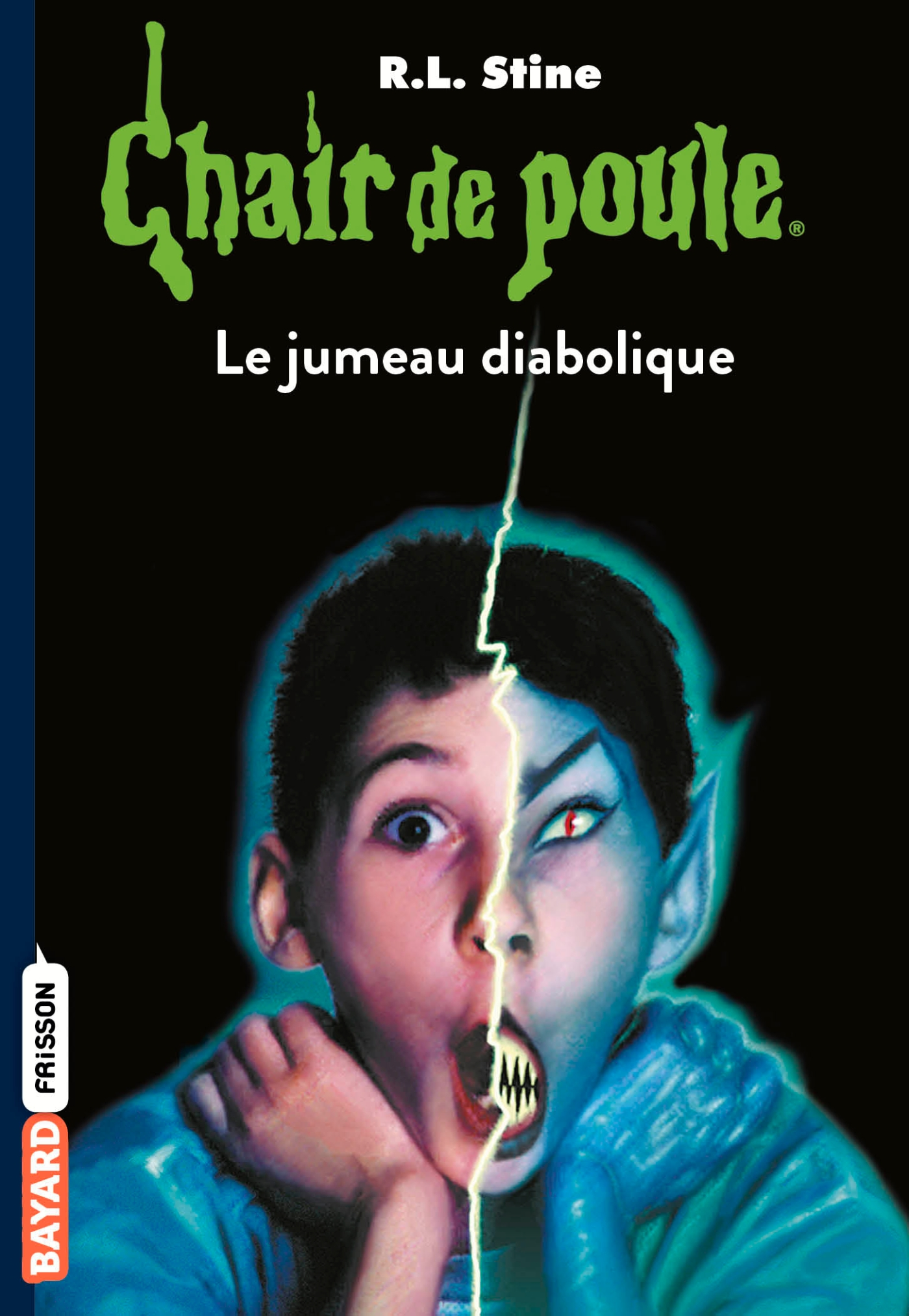 Chair de poule , Tome 51