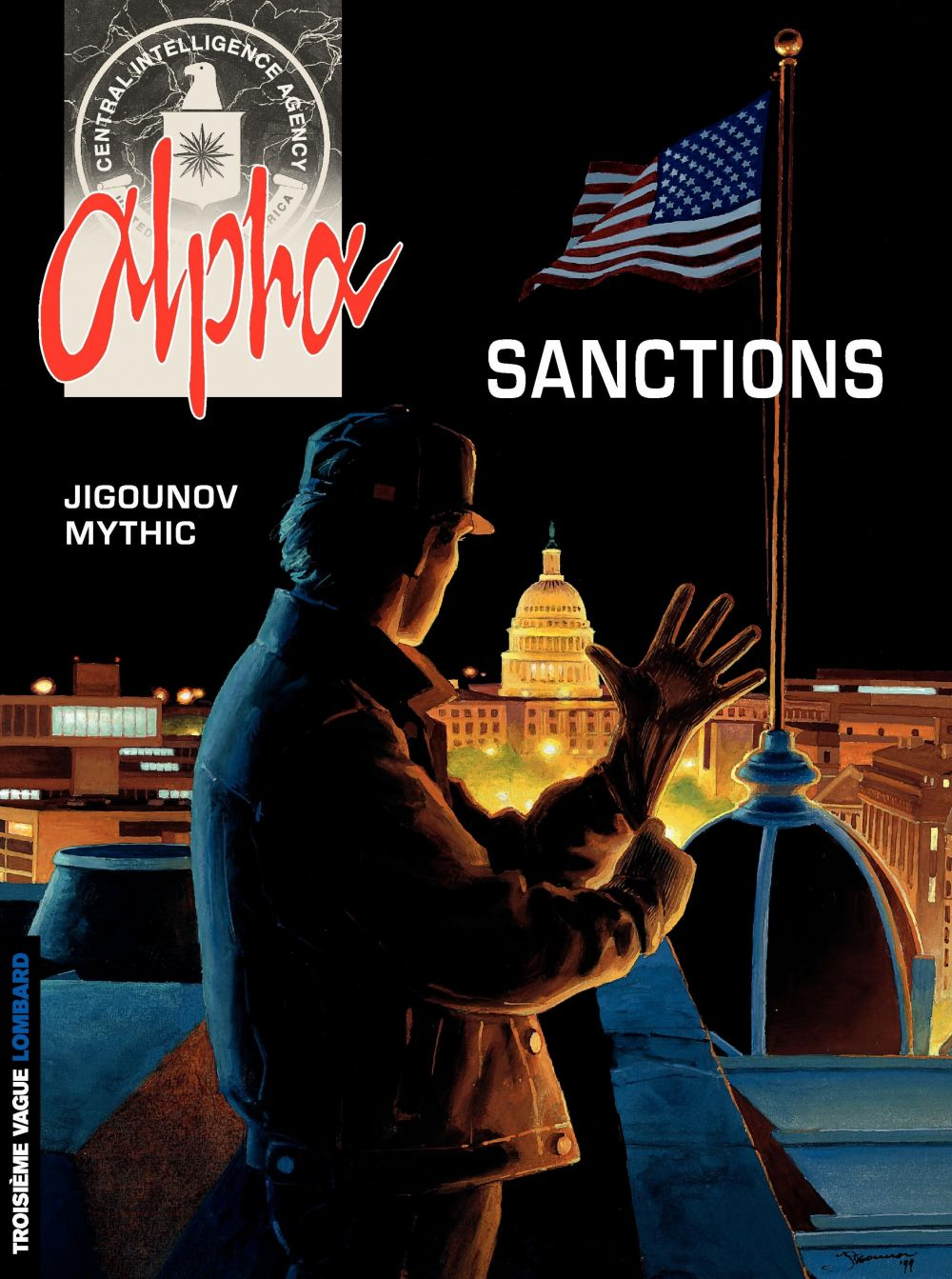 Alpha - Tome 5 - Sanctions