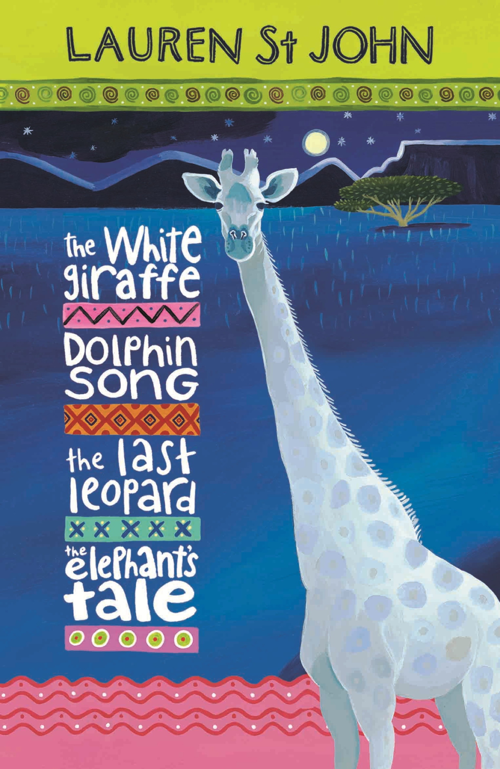 The White Giraffe Series: 4-book EBook Collection
