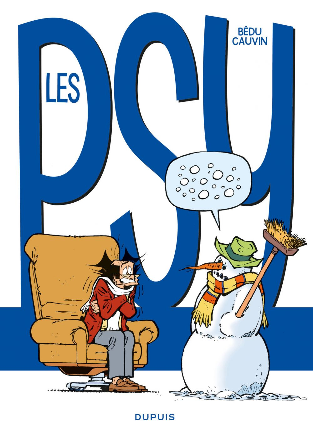 Les Psy - Tome 11
