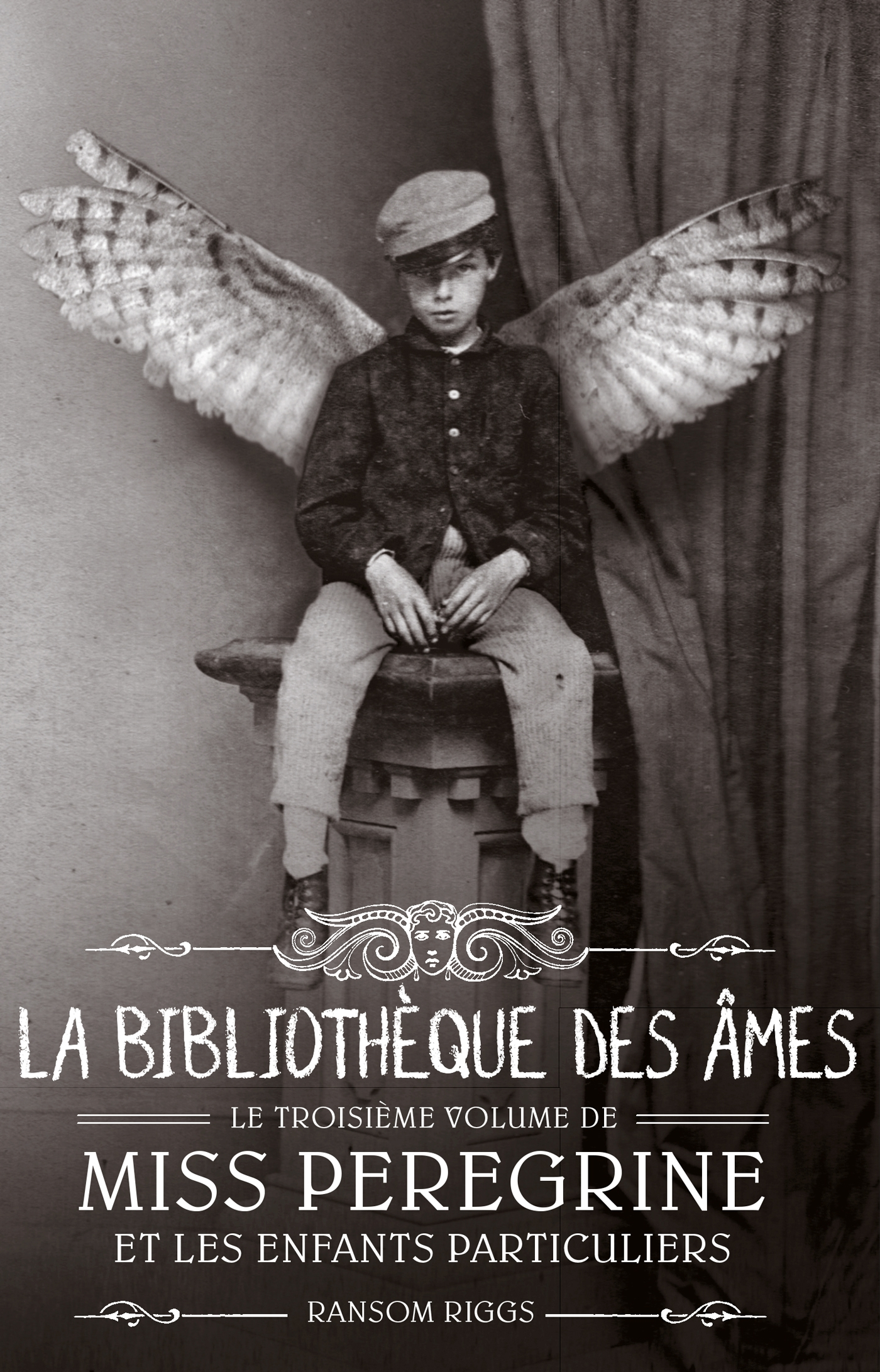 Miss Peregrine, Tome 03 | Riggs, Ransom. Auteur