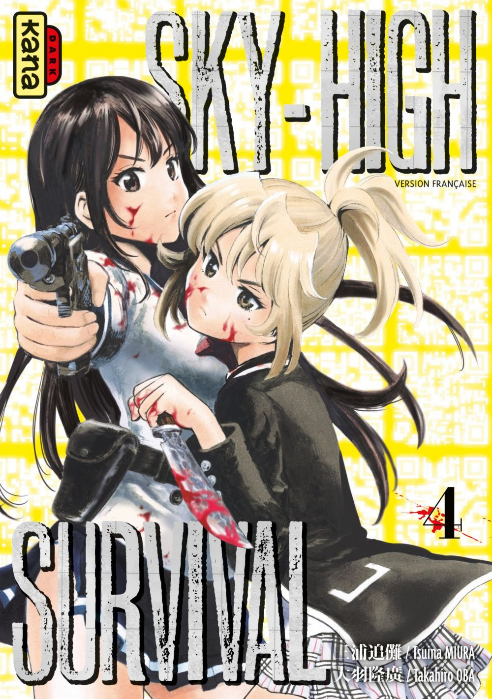 Sky-high survival - Tome 4
