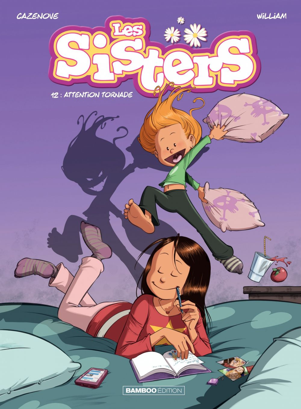 Les Sisters - Tome 20 - Attention tornade