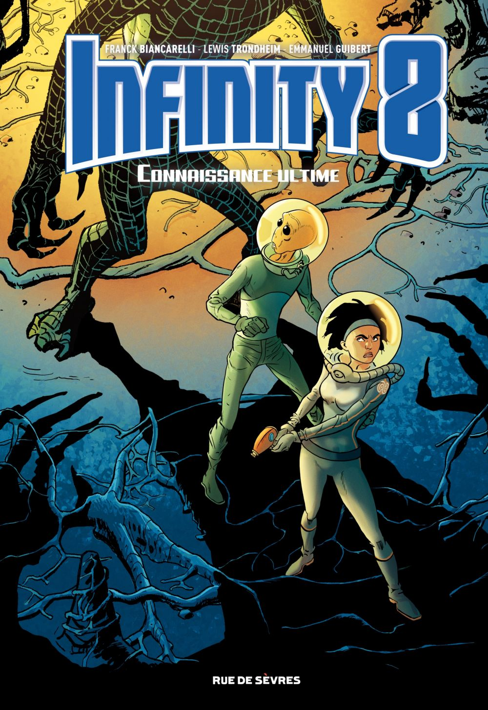 Infinity 8 - Infinity 8 – Tome 6