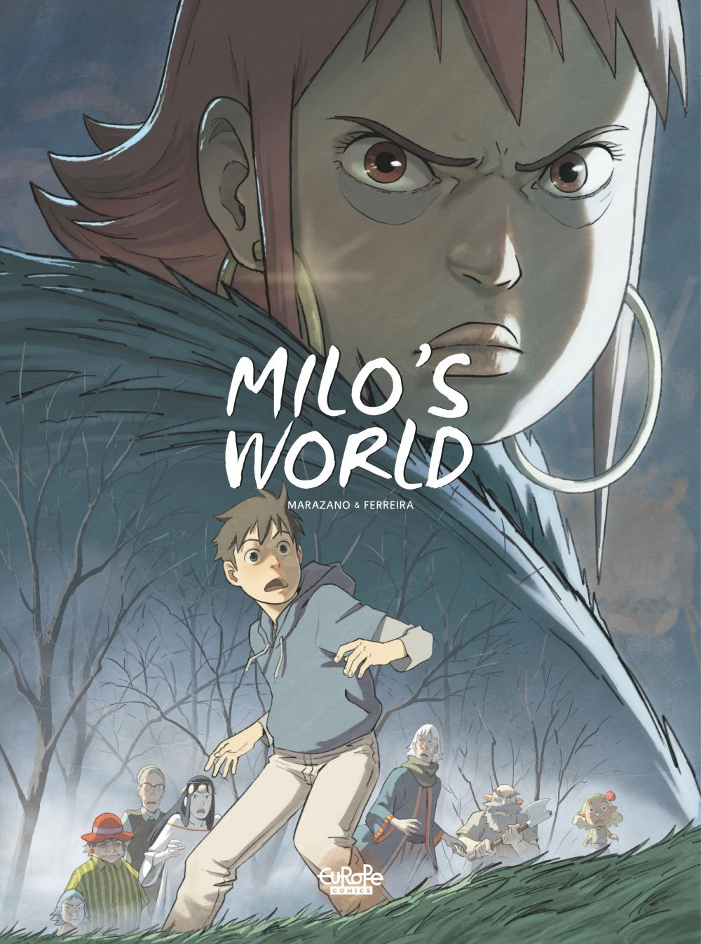 Milo's World - Volume 4