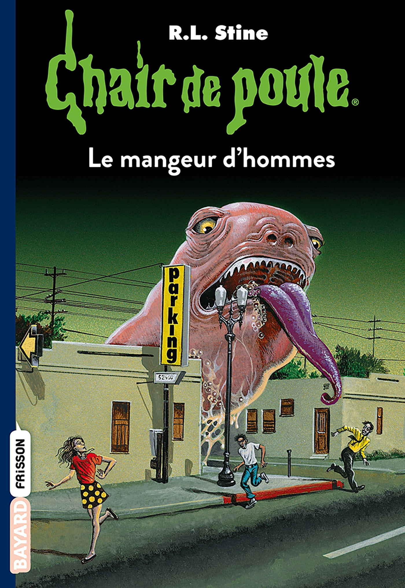 Chair de poule , Tome 41