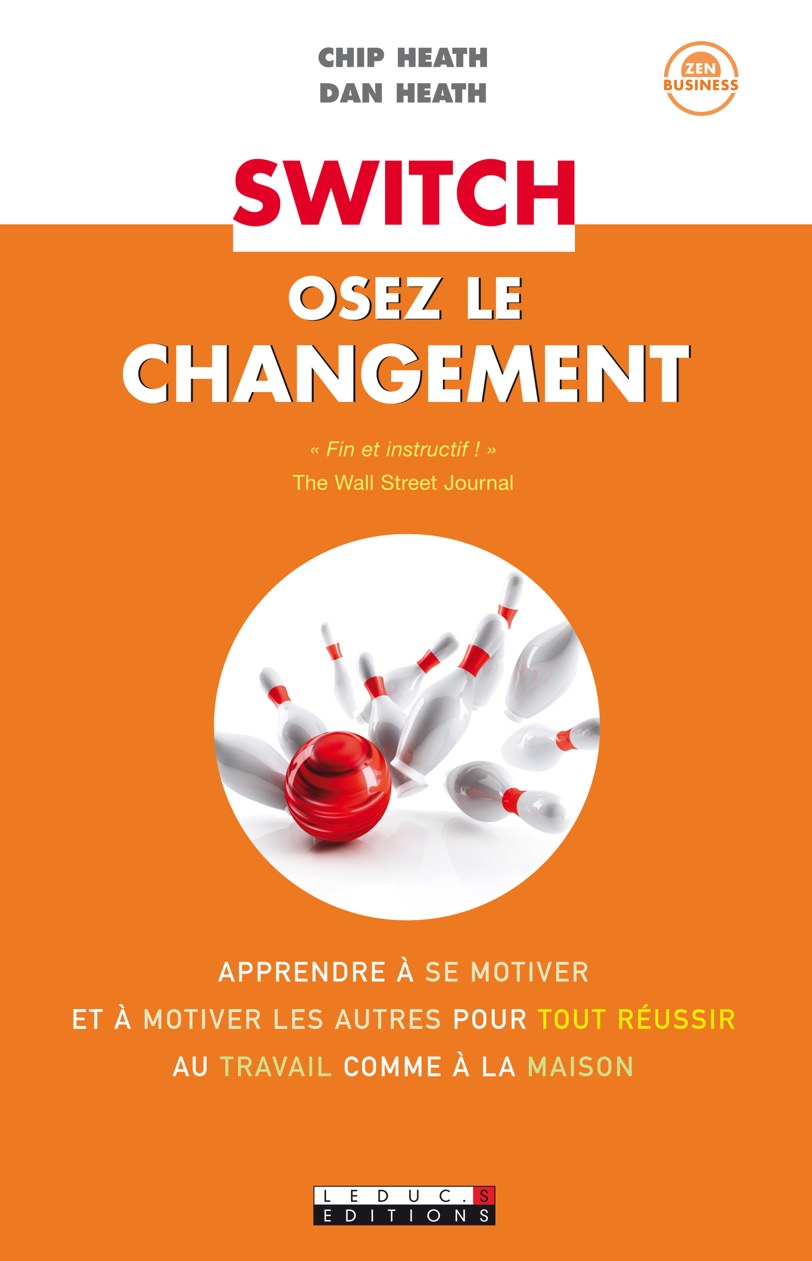Switch, osez le changement