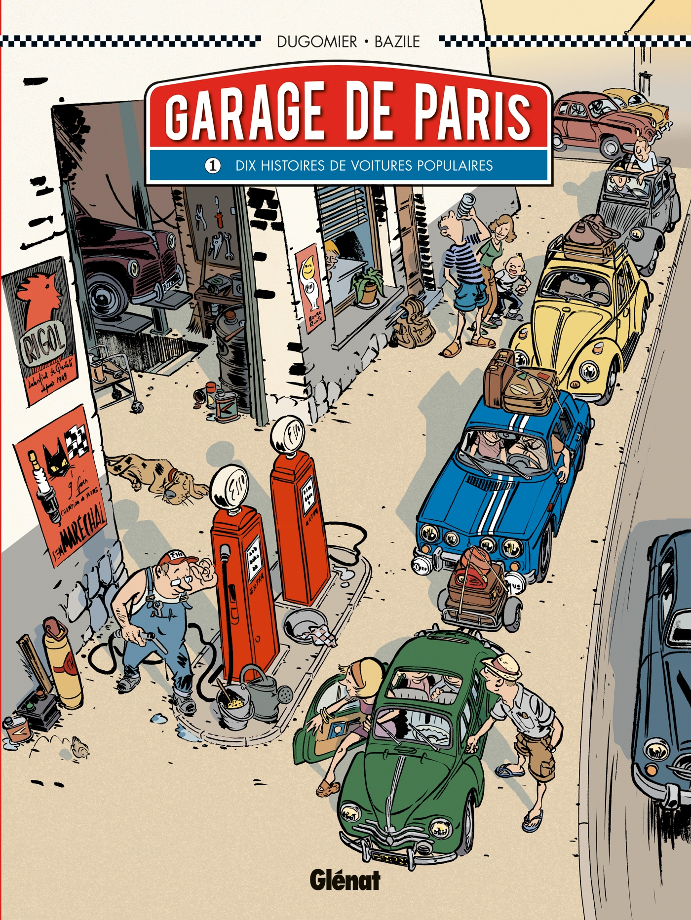 Le Garage de Paris - Tome 01