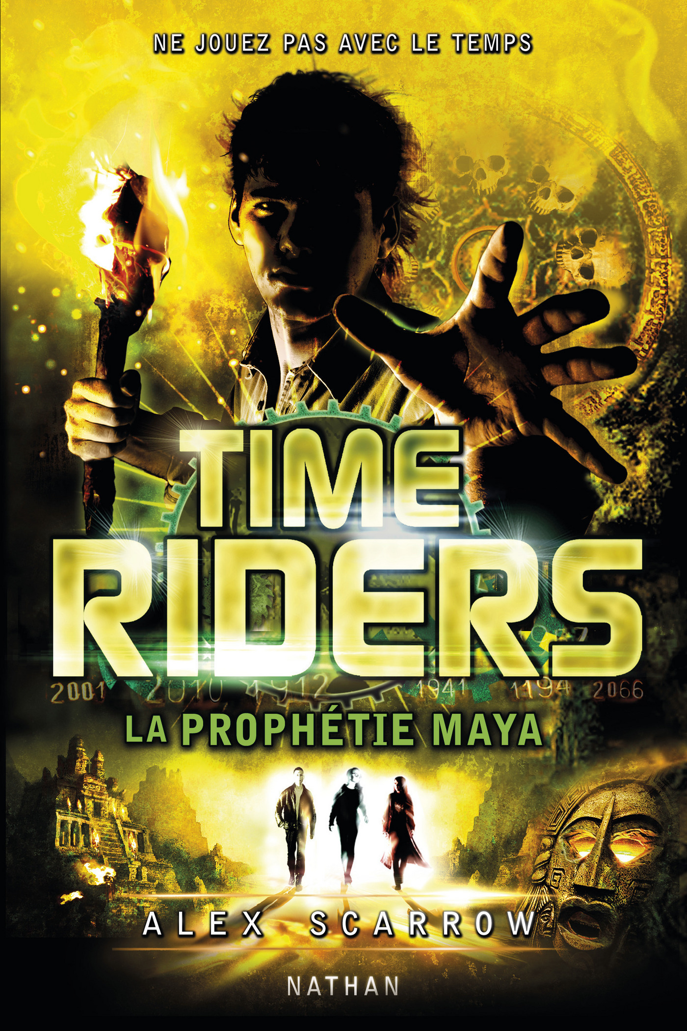 Time Riders - Tome 8