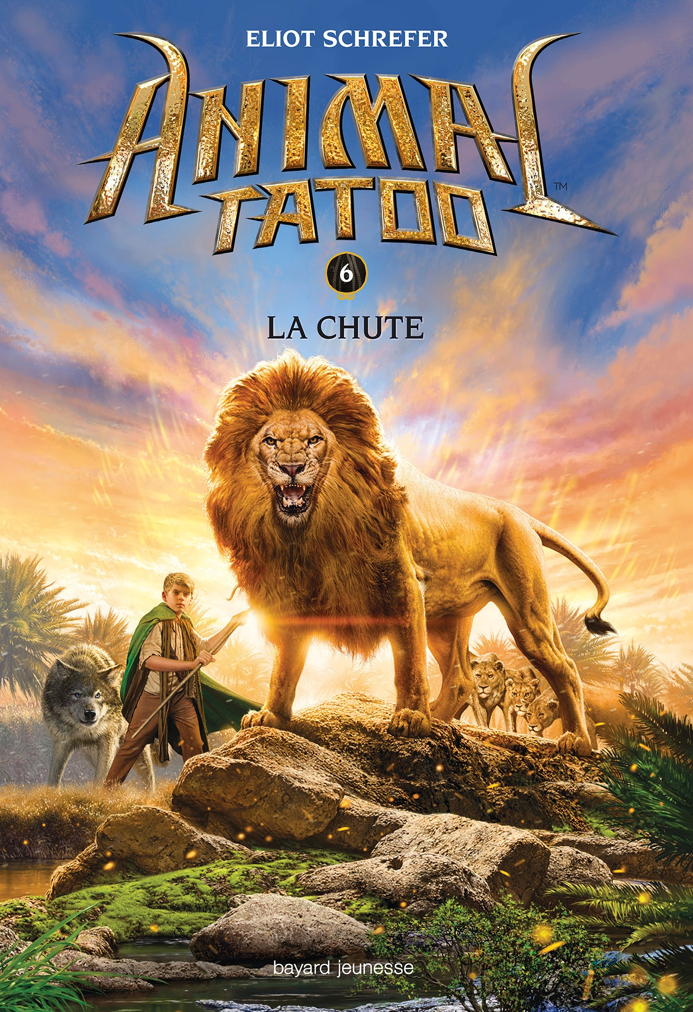 Animal Tatoo saison 1, Tome 06
