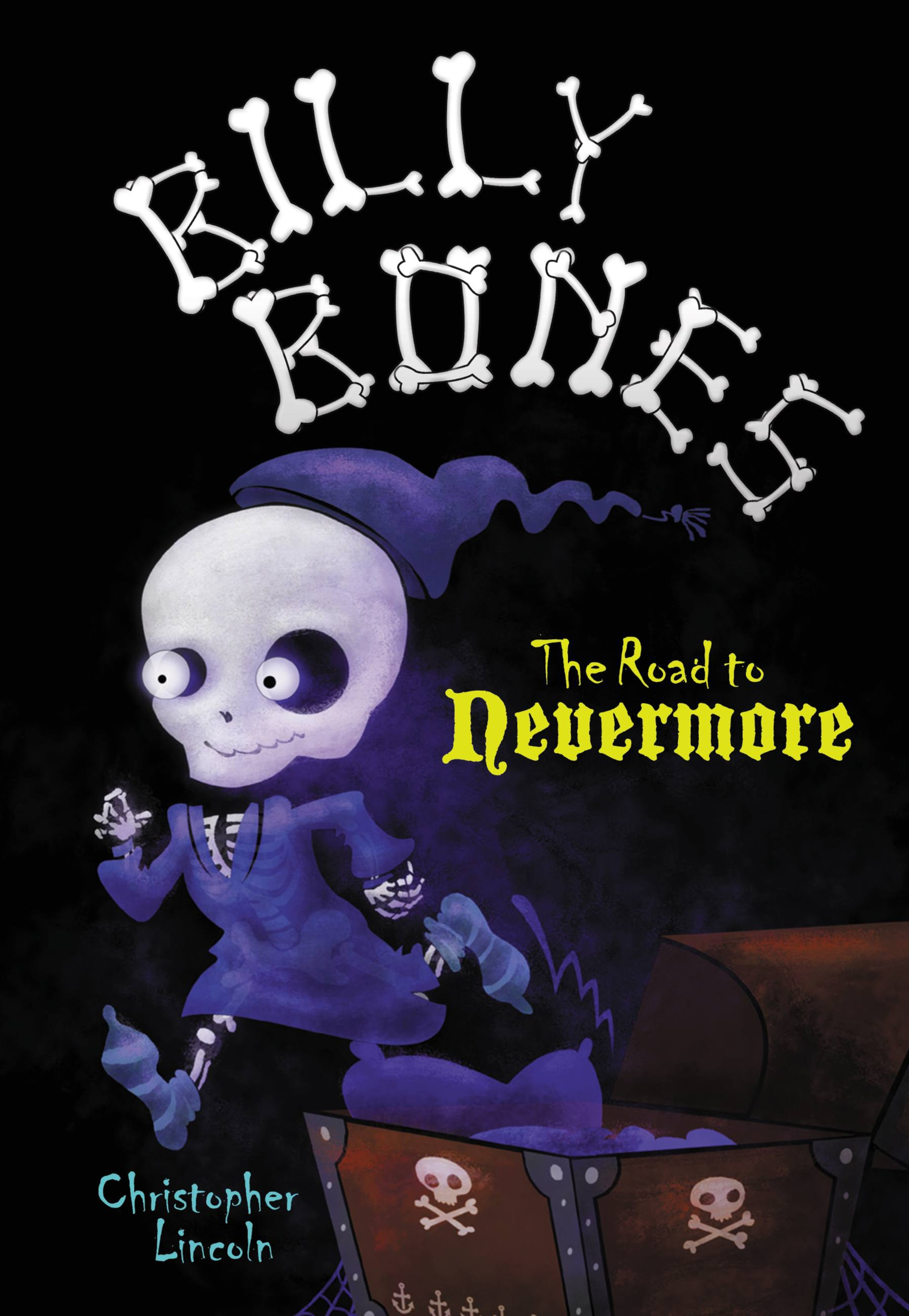 Billy Bones: The Road to Nevermore