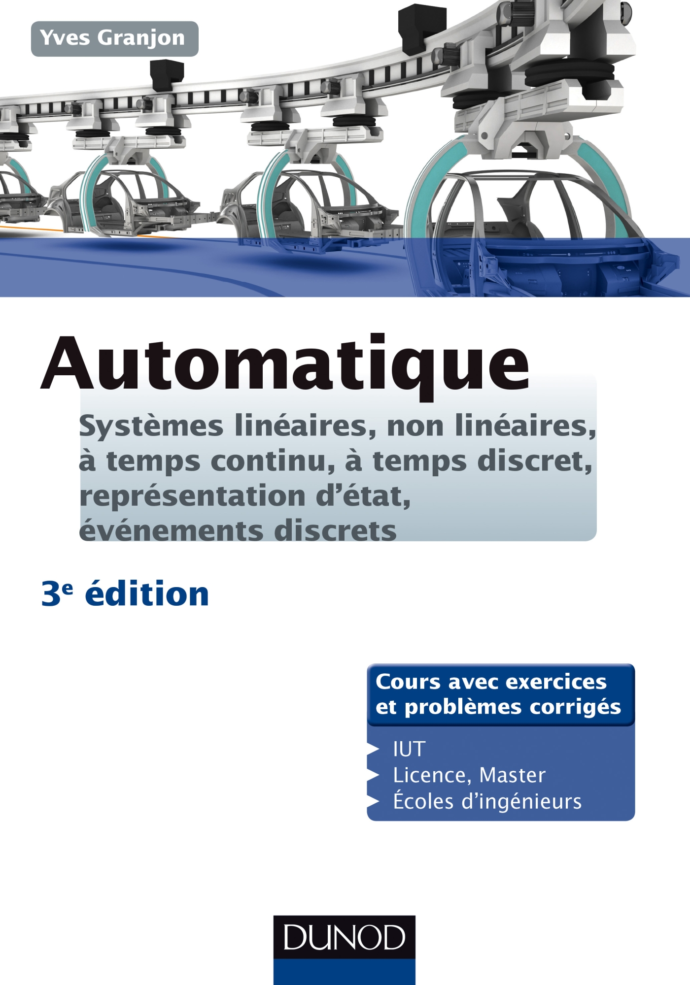 Automatique -3ed