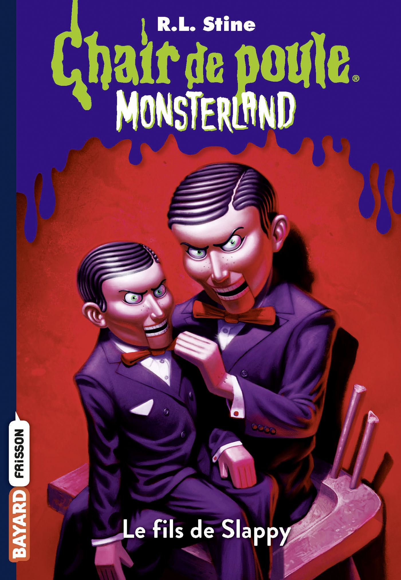Monsterland, Tome 02