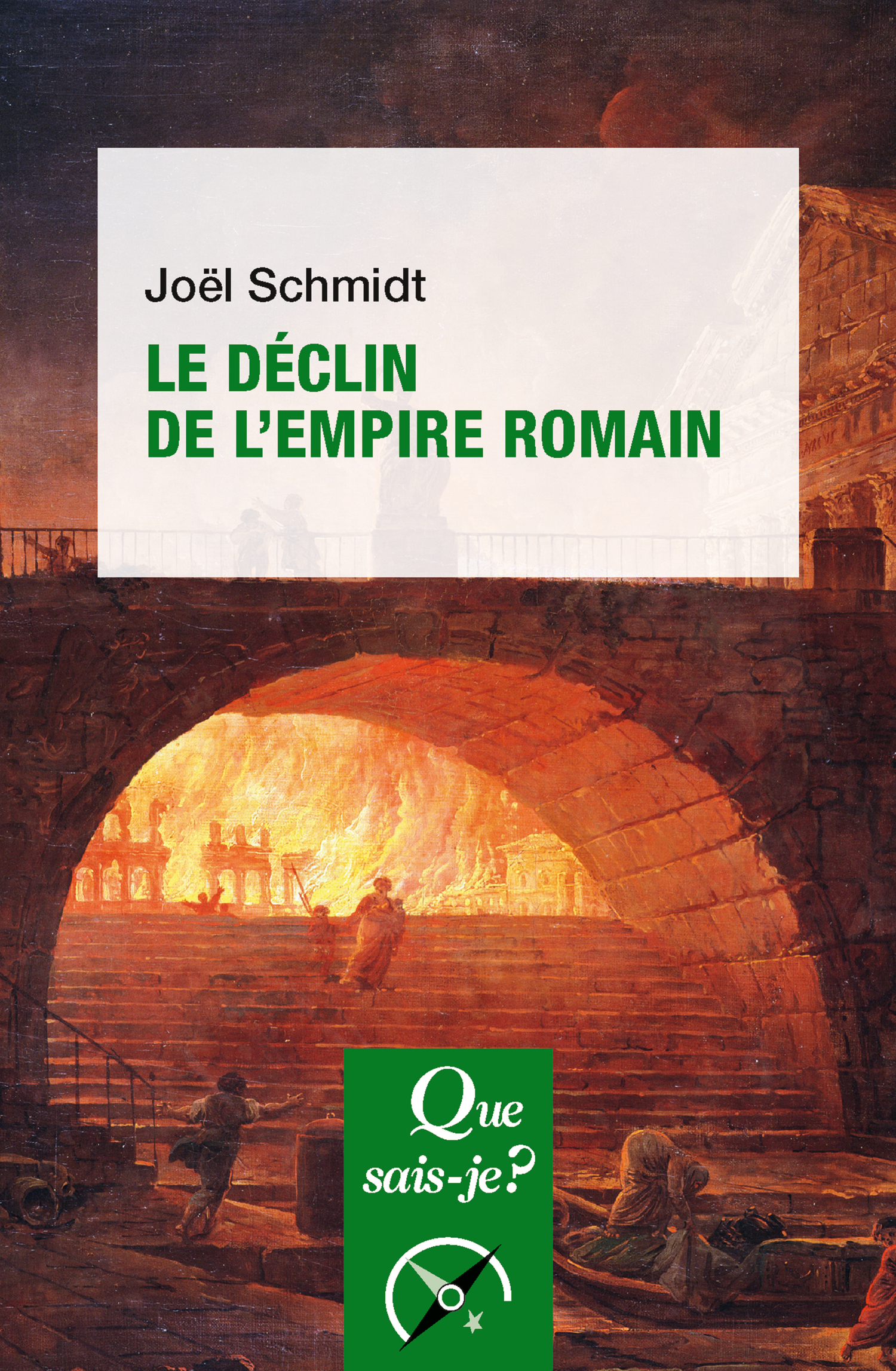 Le Déclin de l'Empire romain