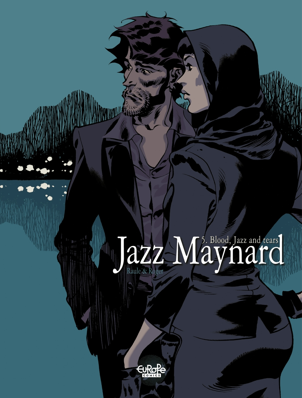 Jazz Maynard - Blood, Jazz and Tears